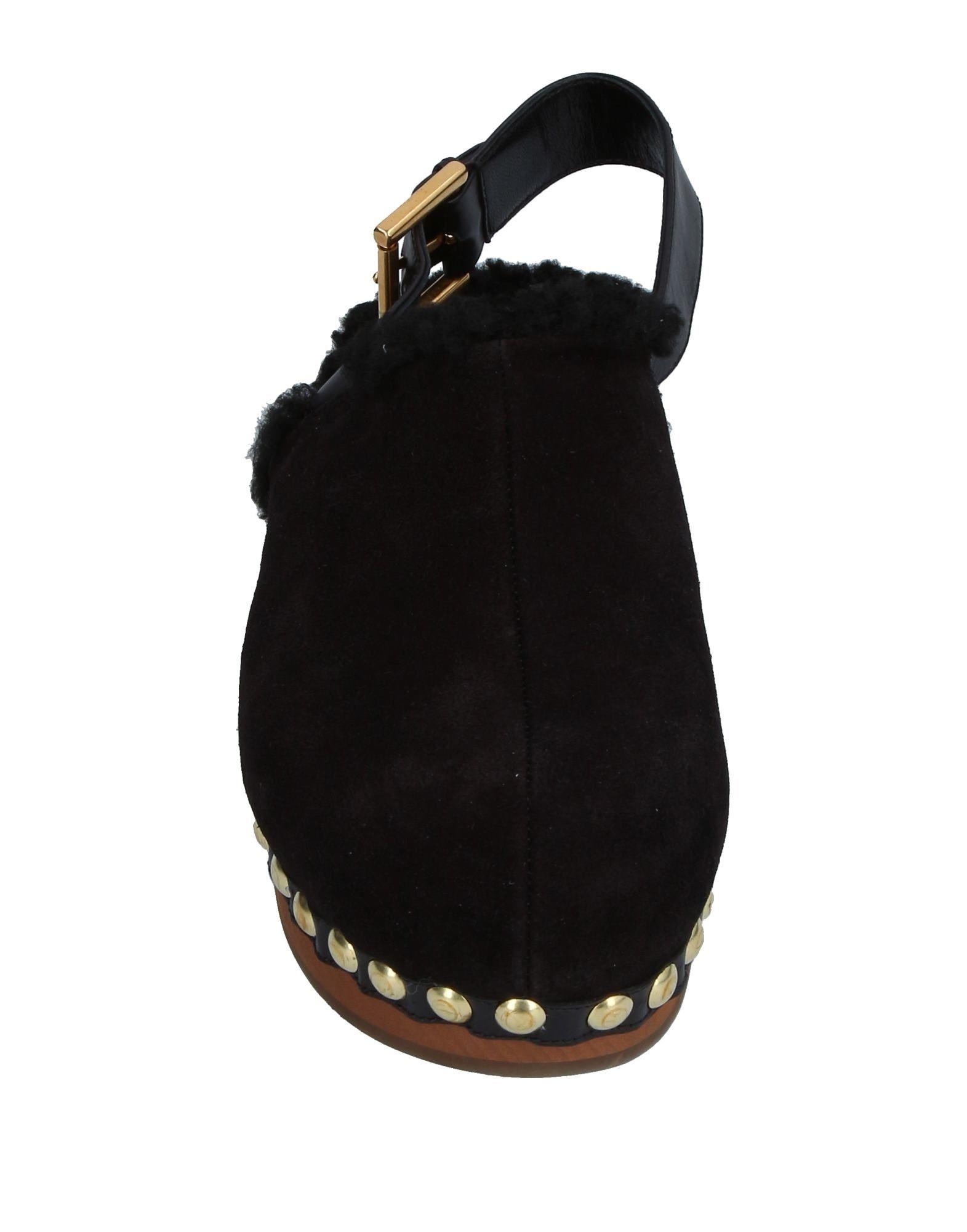 Alexander Mcqueen gut Pantoletten Damen  11214684KAGünstige gut Mcqueen aussehende Schuhe a861dc