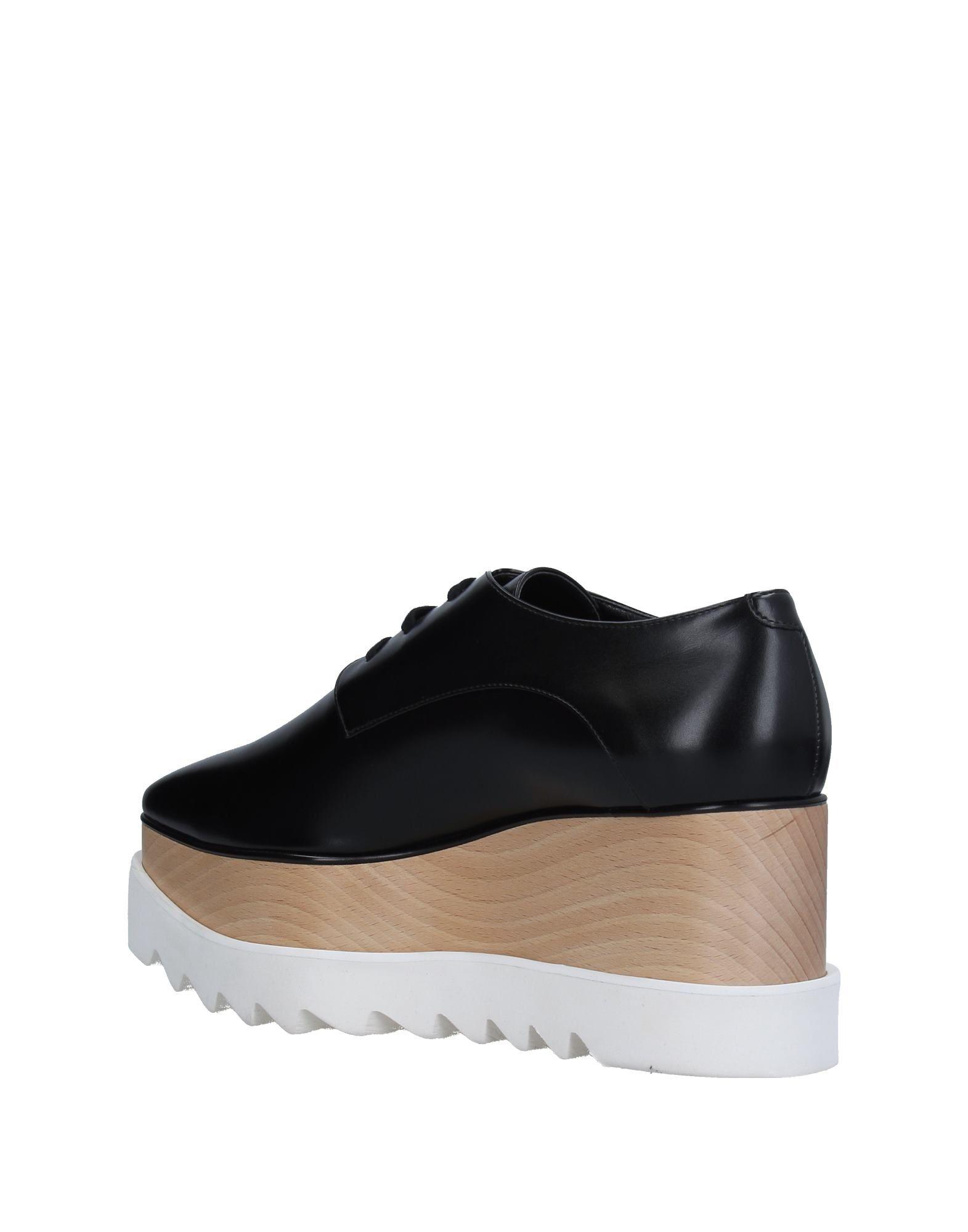 Stella Mccartney Schnürschuhe Damen Neue  11214704GE Neue Damen Schuhe aaa270