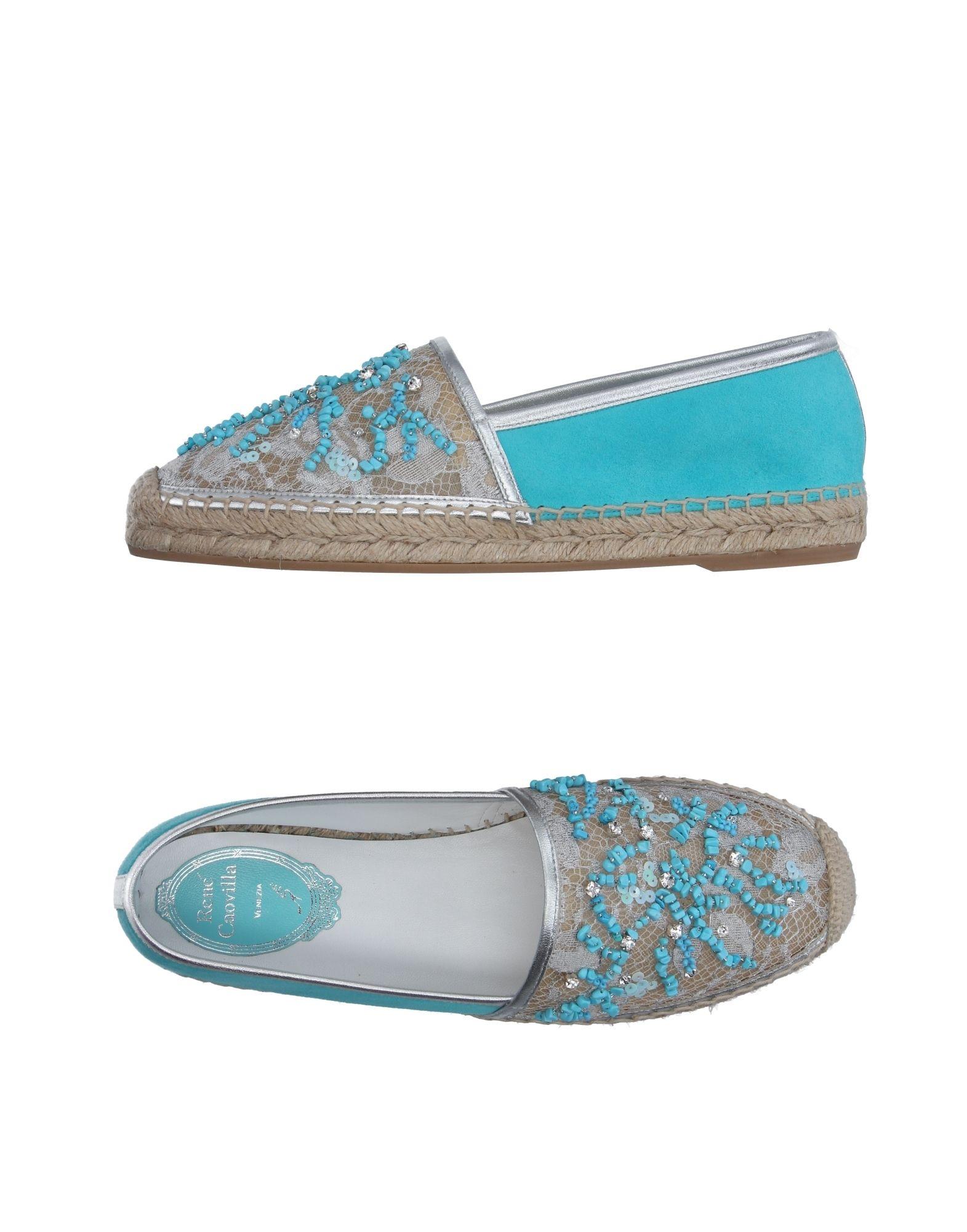 Rabatt Schuhe Rene' Caovilla Espadrilles Damen  11214709NU