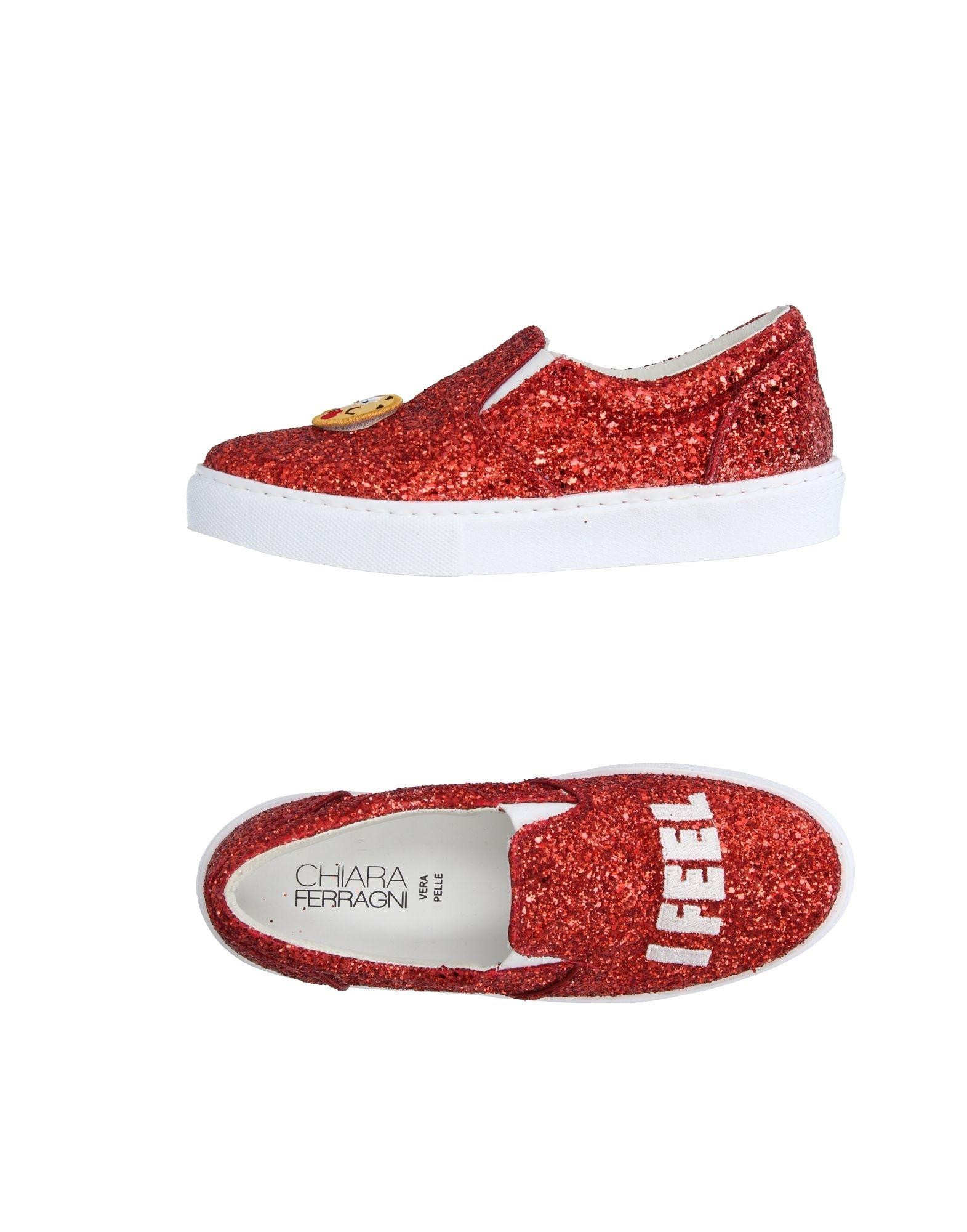Stilvolle billige Schuhe Chiara Ferragni Sneakers Damen  11214746VK