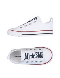 converse all star bimbo basse