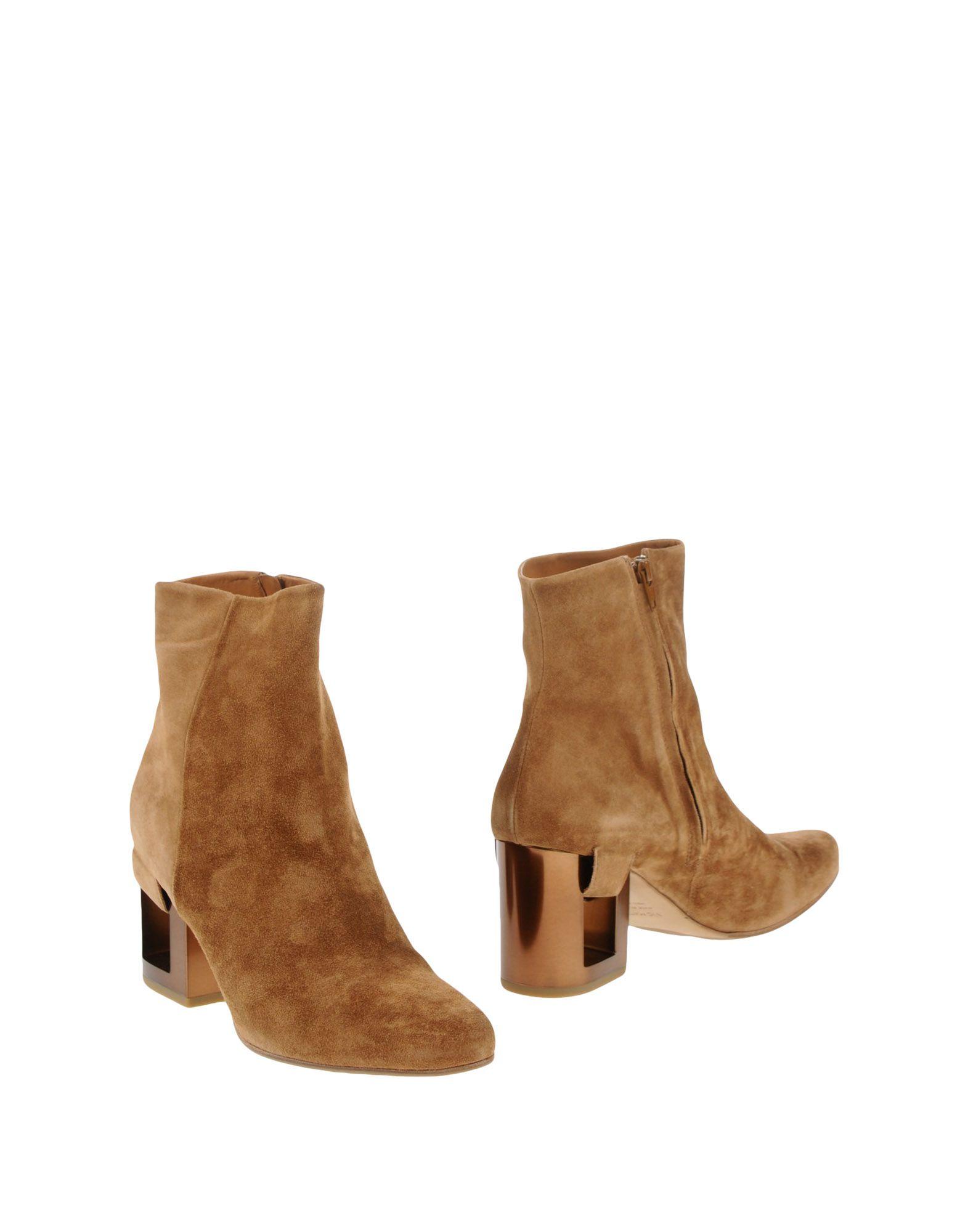 Rabatt Schuhe Vic Matiē Stiefelette Damen  11215057TW