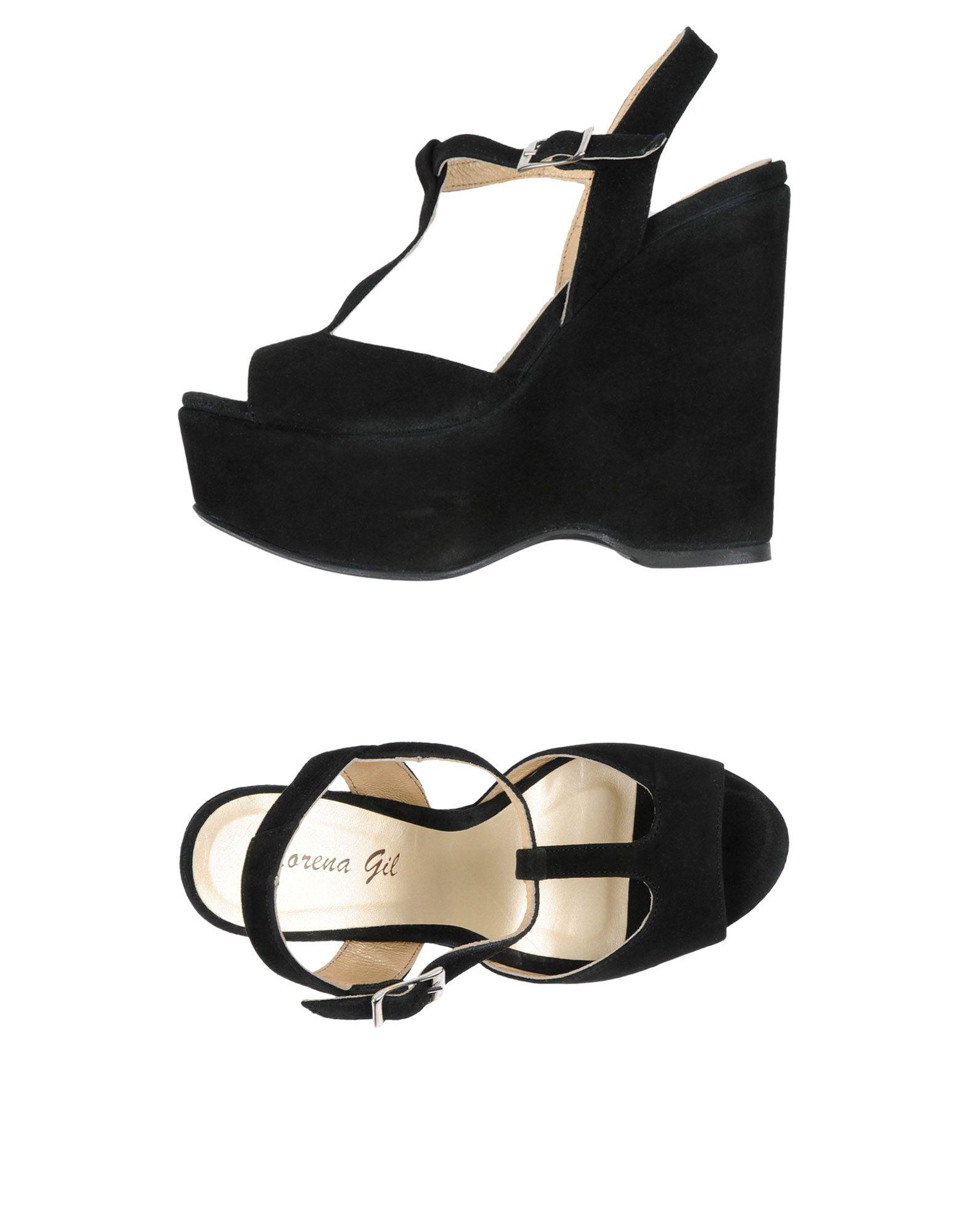 Lorena Gil Sandalen Damen  11215107VJ Gute Qualität beliebte Schuhe