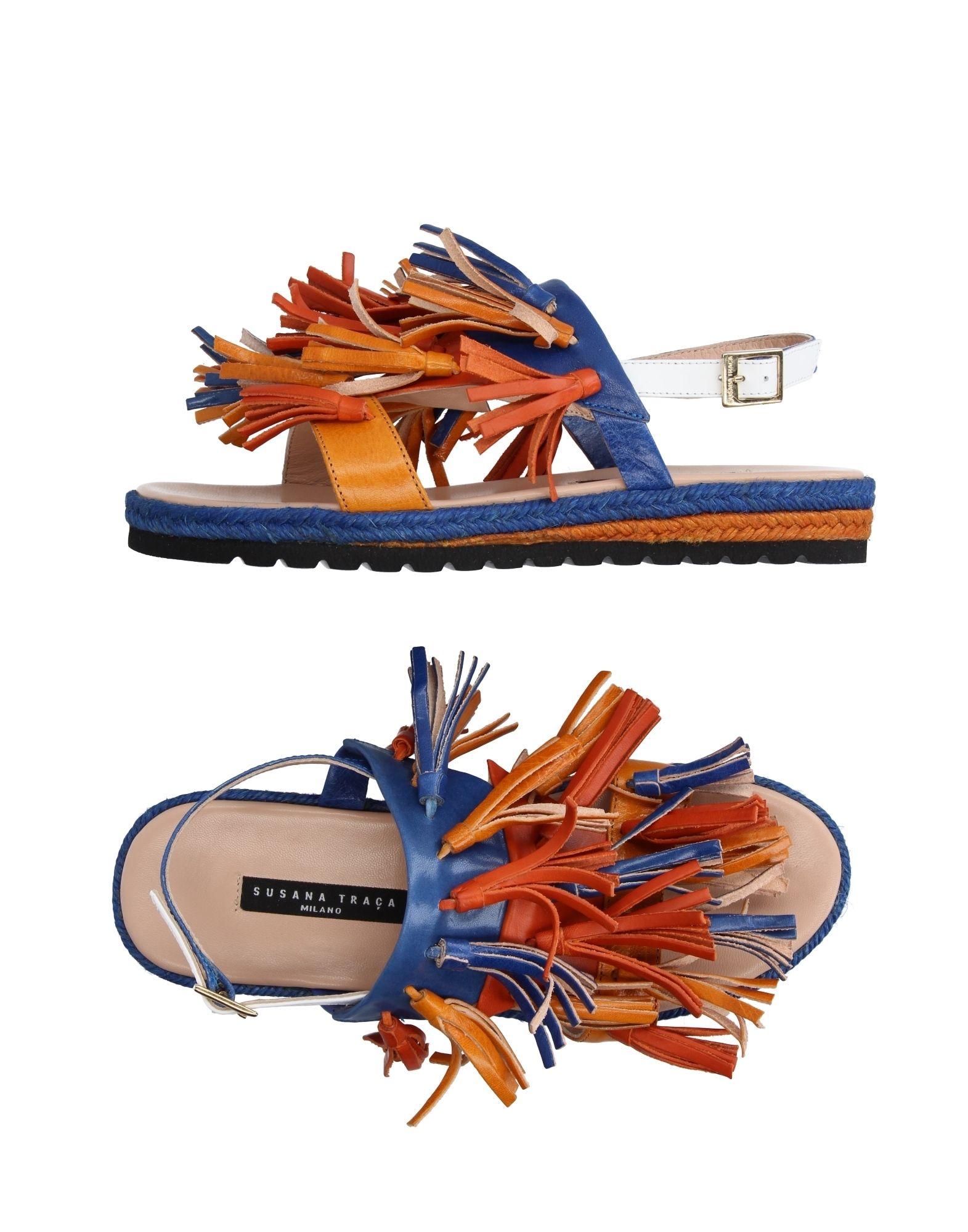 Gut um Espadrilles billige Schuhe zu tragenSusana Traca Espadrilles um Damen  11215214TO 9f73b2