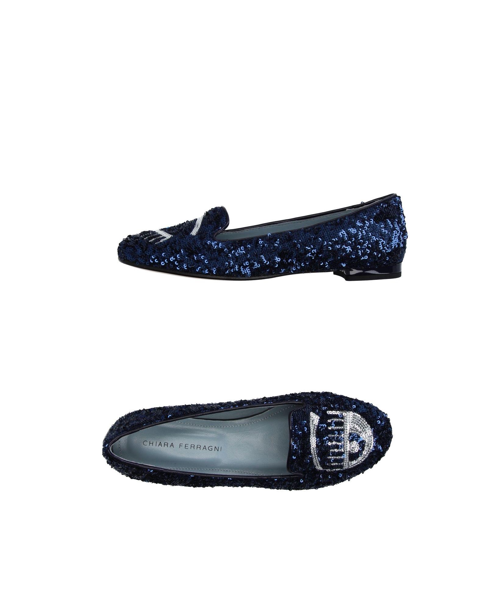 Stilvolle Mokassins billige Schuhe Chiara Ferragni Mokassins Stilvolle Damen  11215217GI 7c99da