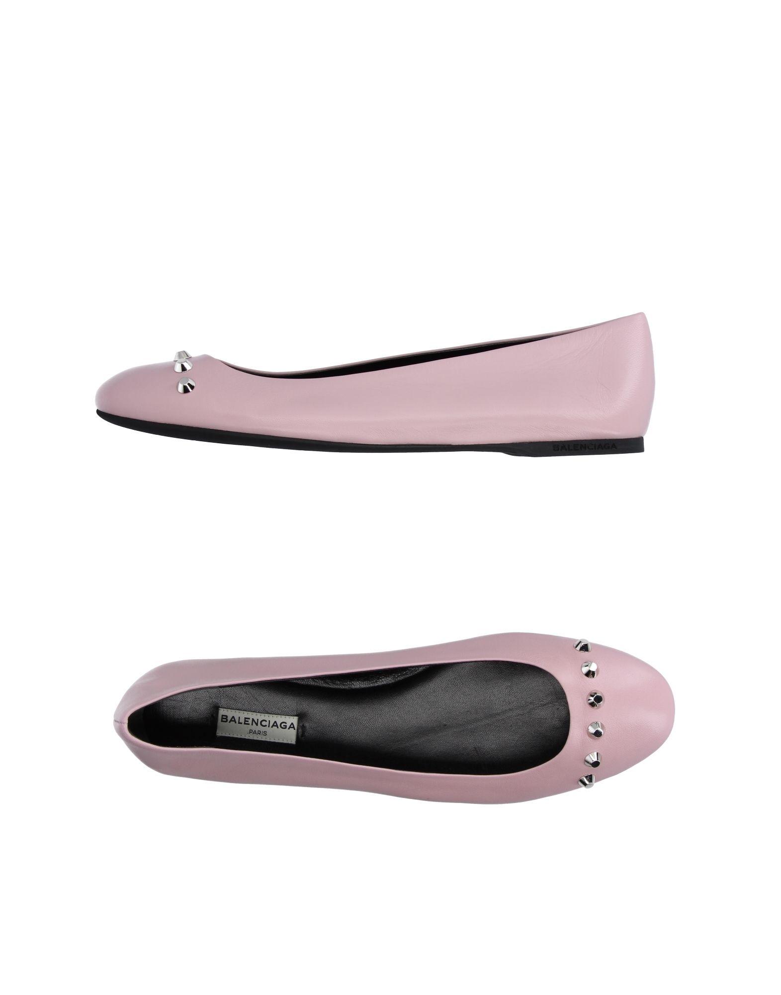 Balenciaga aussehende Ballerinas Damen  11215328UCGut aussehende Balenciaga strapazierfähige Schuhe 50c4aa