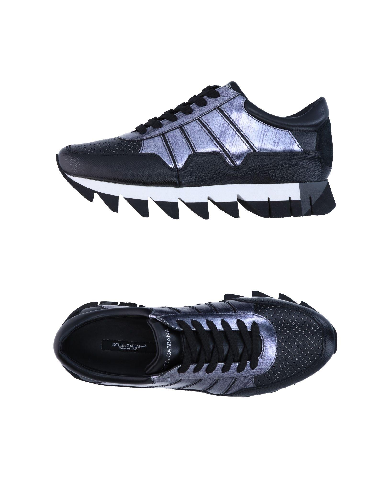 Dolce & Gabbana Sneakers Qualität Herren  11215389UX Gute Qualität Sneakers beliebte Schuhe a1e025
