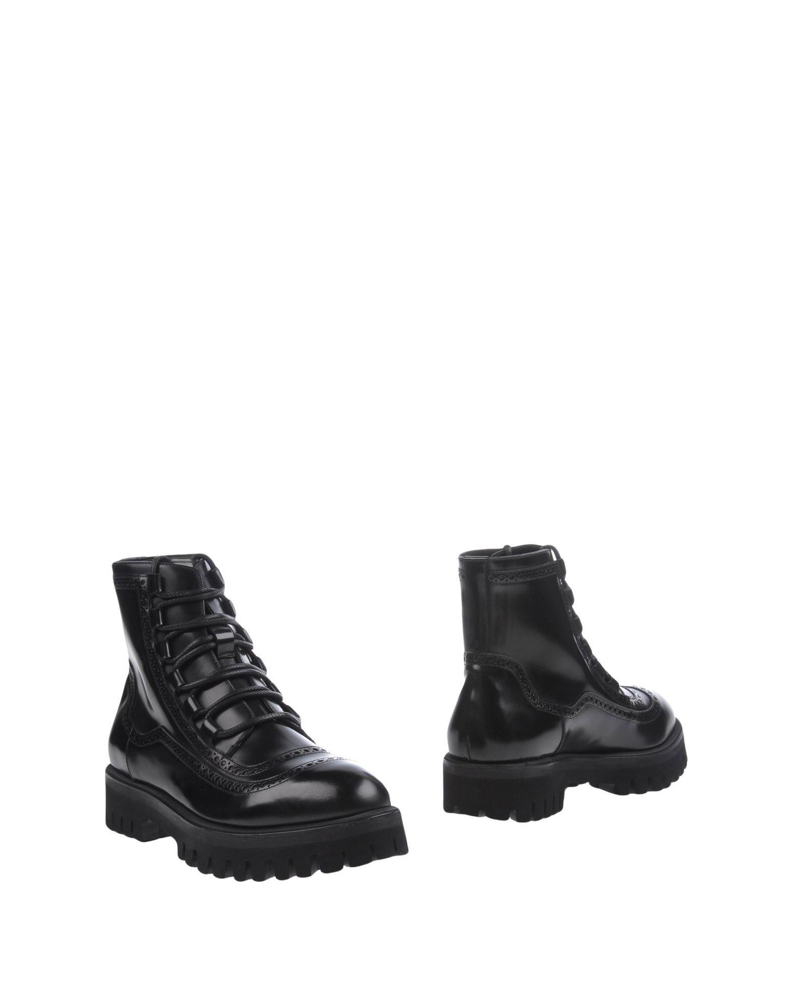 Dolce & Gabbana Stiefelette Herren  11215418QR 11215418QR 11215418QR 384056