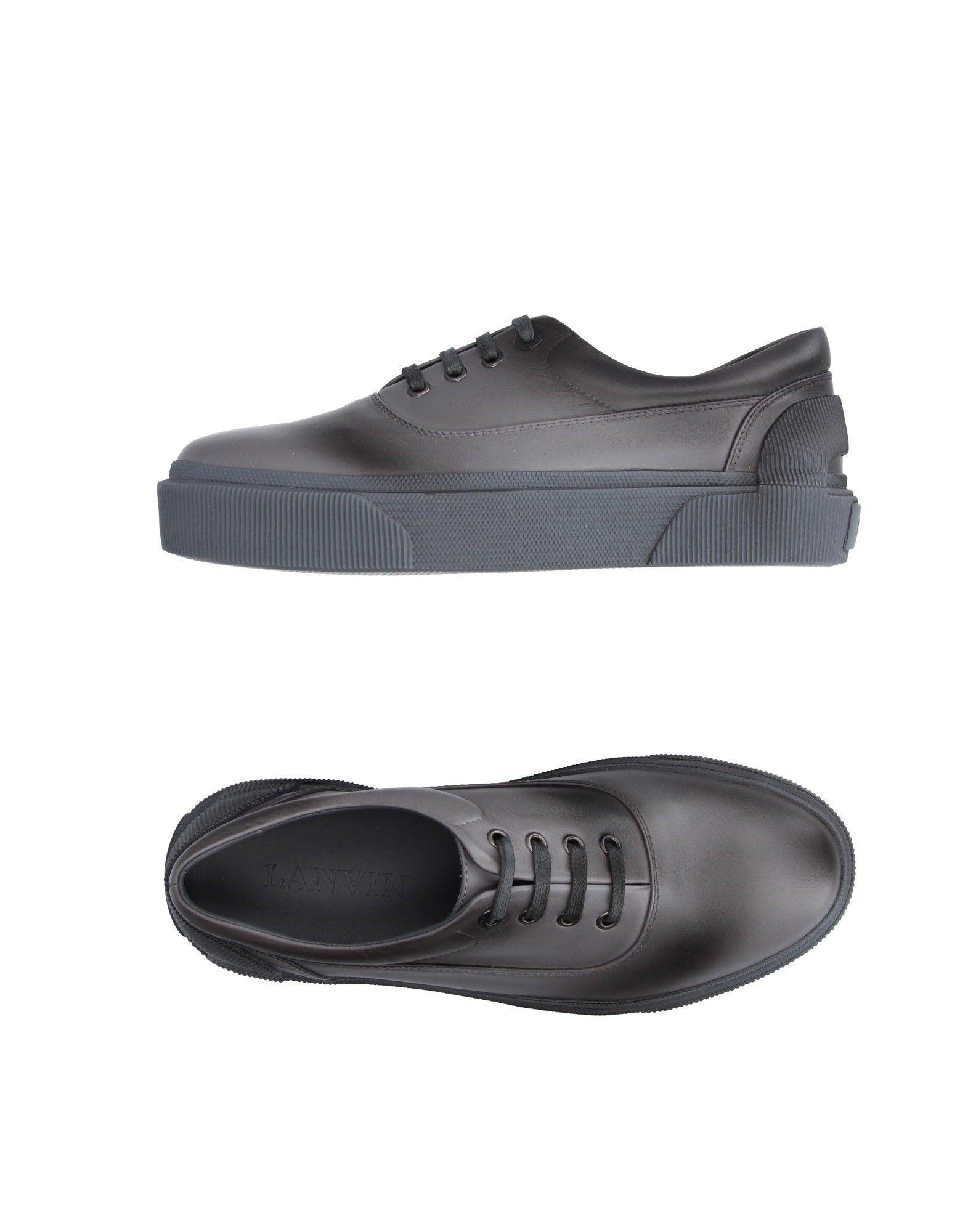 Haltbare Mode billige Schuhe Lanvin Sneakers Herren  11215483NA Heiße Schuhe