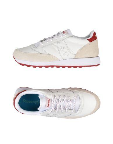 Zapatillas Saucony Jazz O Leather Saucony - Mujer - Zapatillas Saucony Leather - 11215651DB Blanco Zapatos casuales salvajes 22be4b