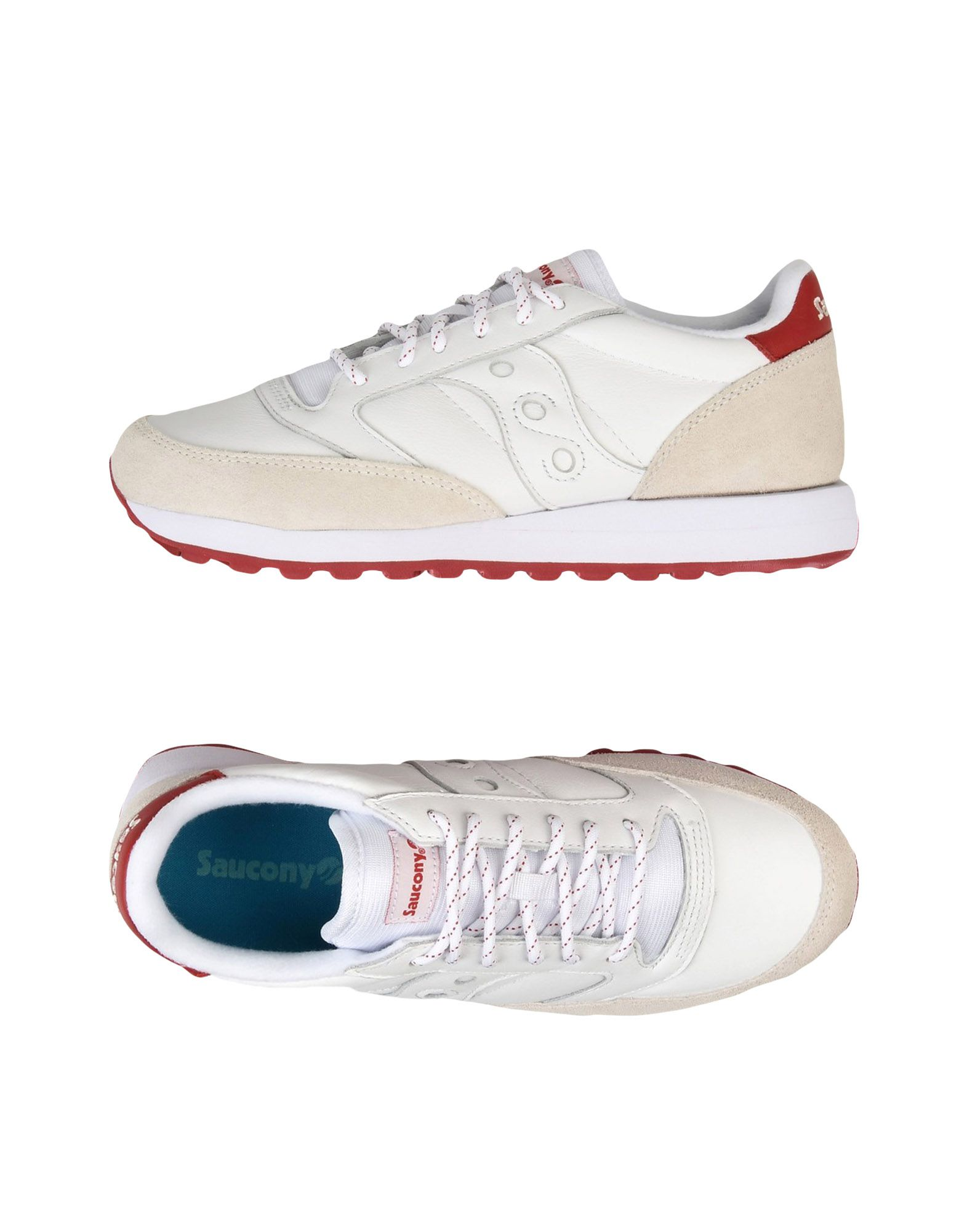 Sneakers Saucony Jazz O Leather - Donna - 11215651DB