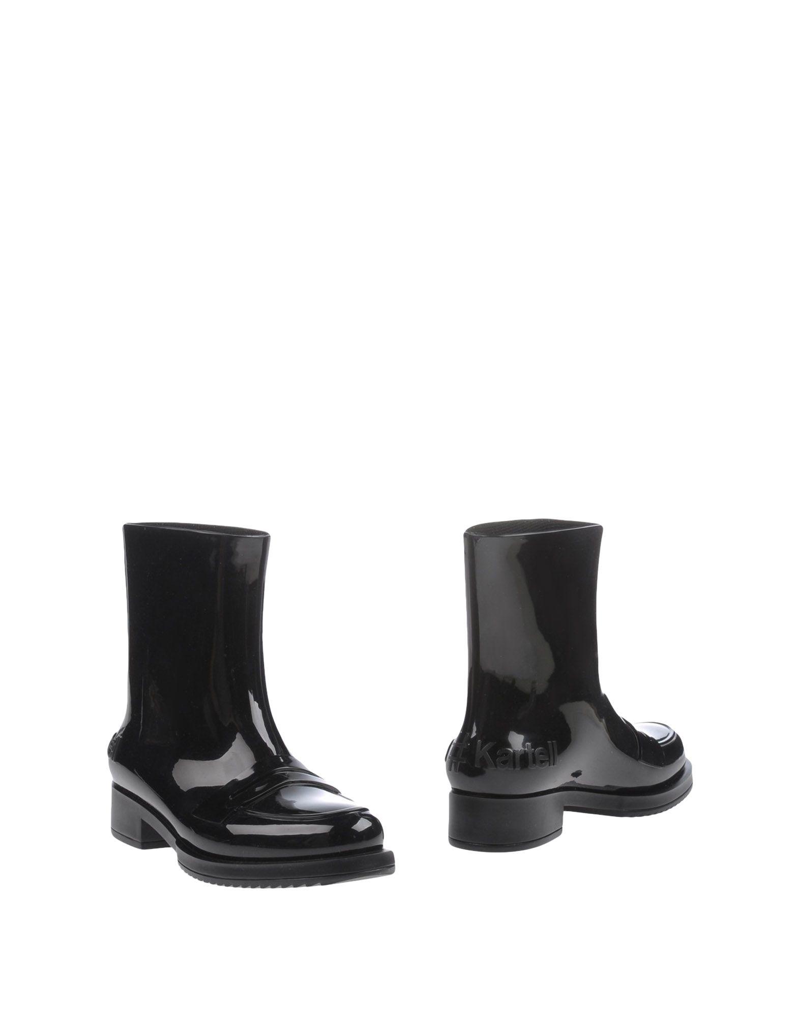 Gut um billige Schuhe zu tragenN° 21 # Kartell Stiefelette Damen  11215698DK