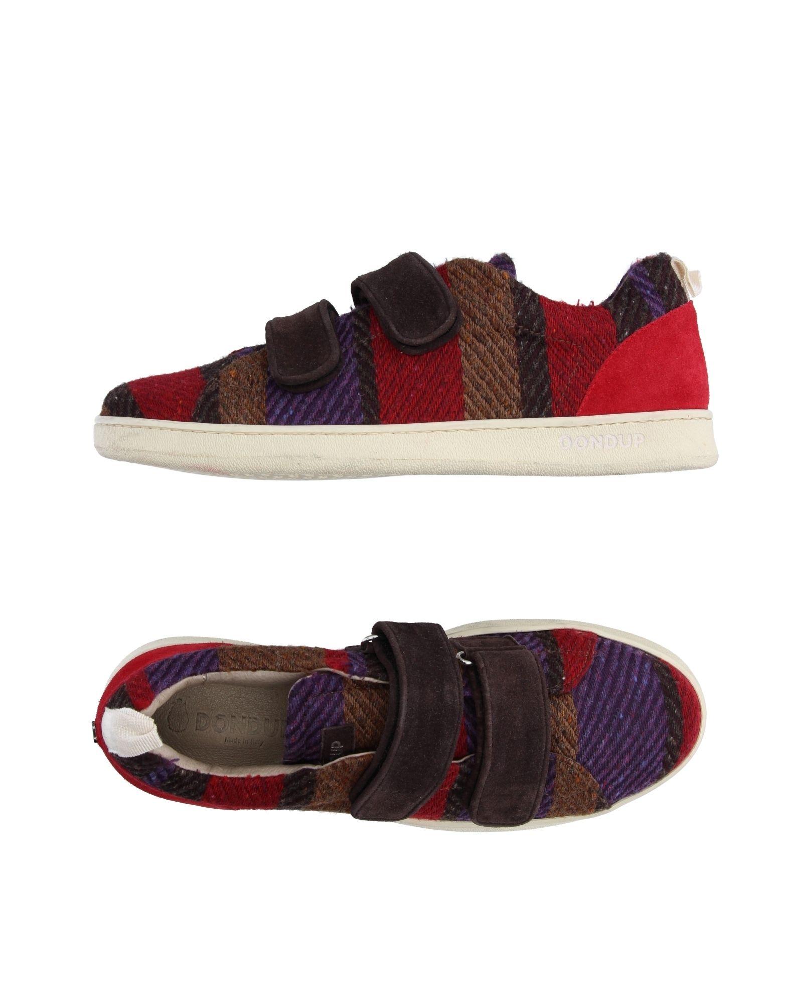 Rabatt echte Schuhe Dondup Sneakers Herren  11215830XO