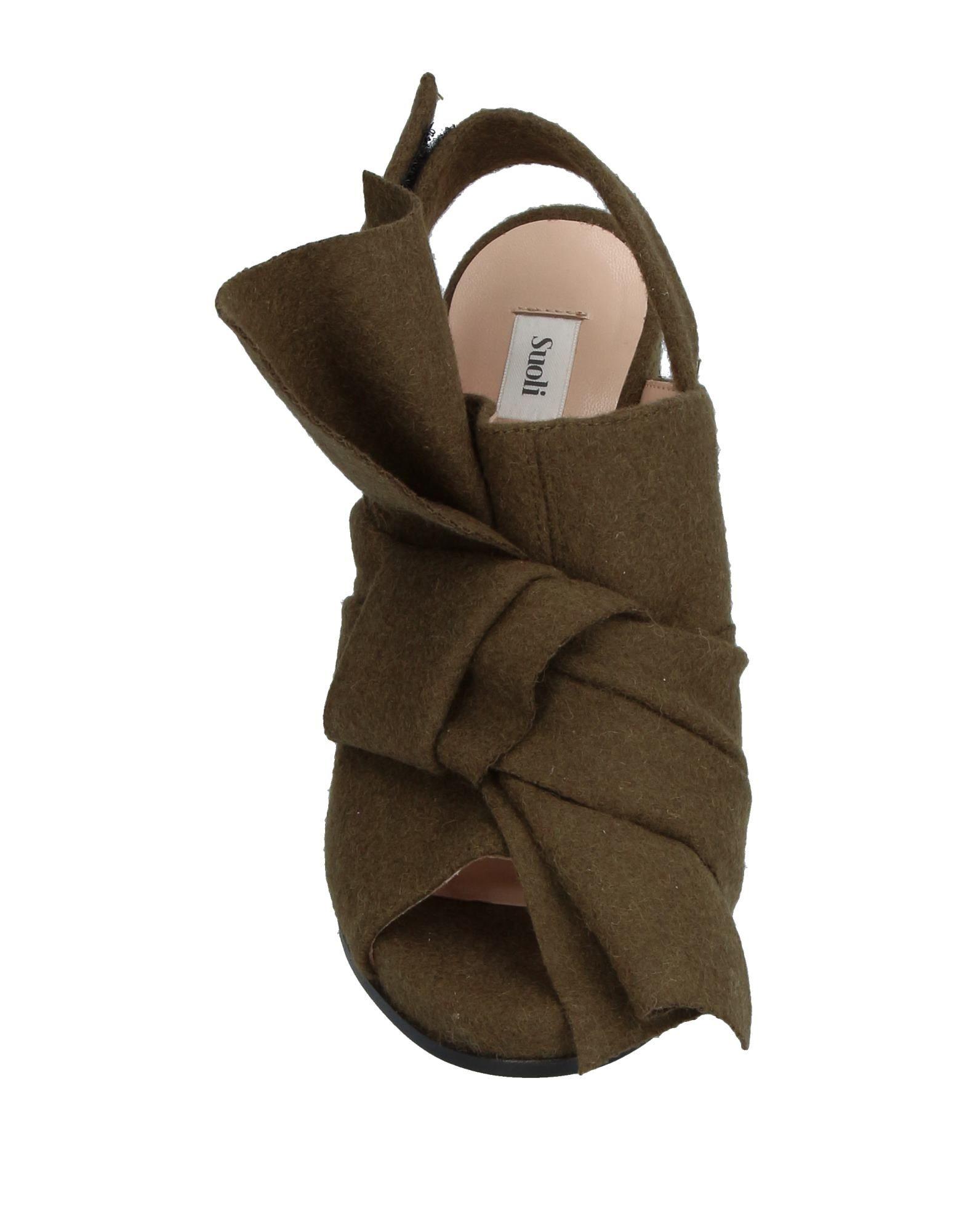 Stilvolle billige  Schuhe Suoli Sandalen Damen  billige 11215883CI 283778