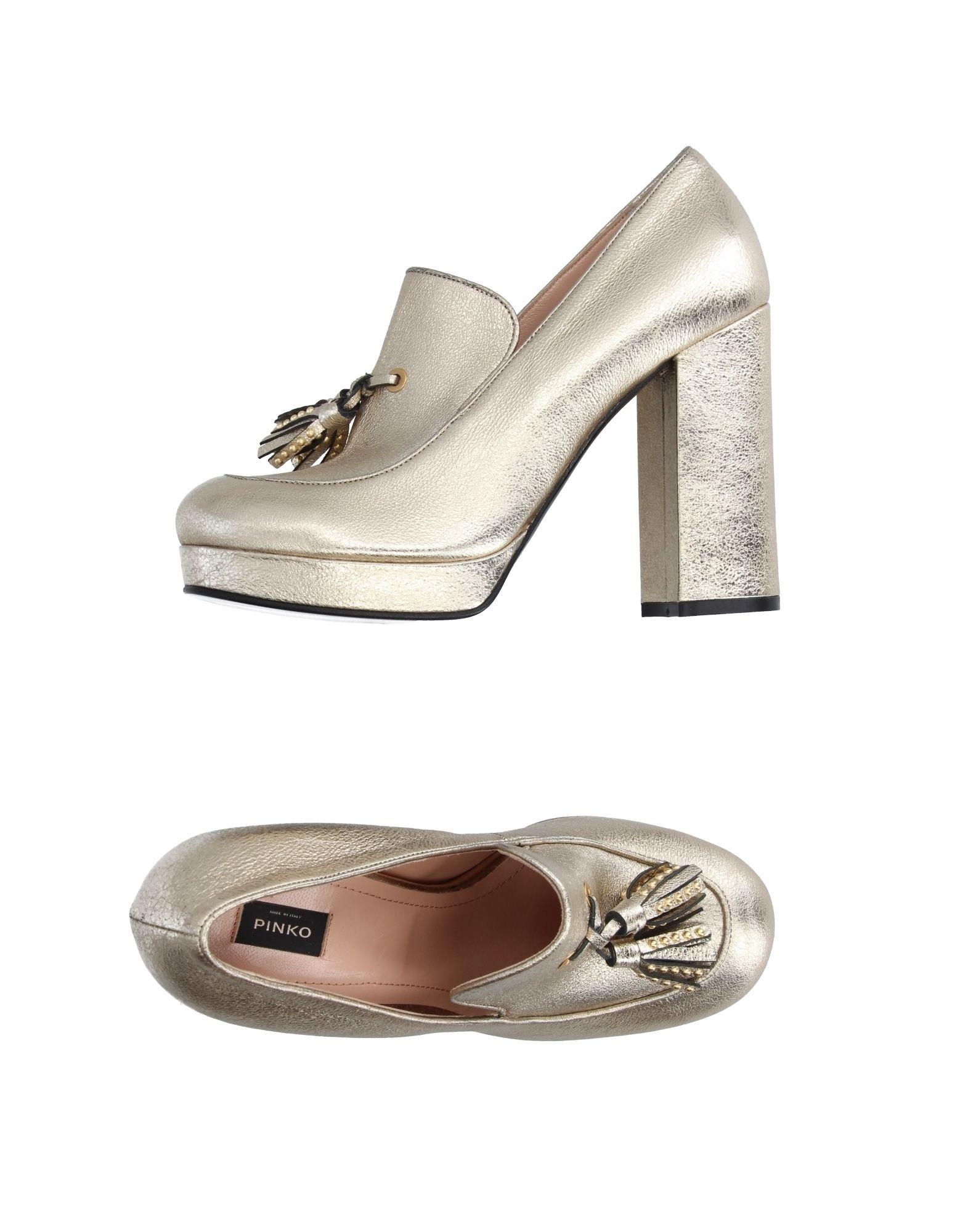 Stilvolle billige Schuhe Pinko Mokassins Damen  11215944AK
