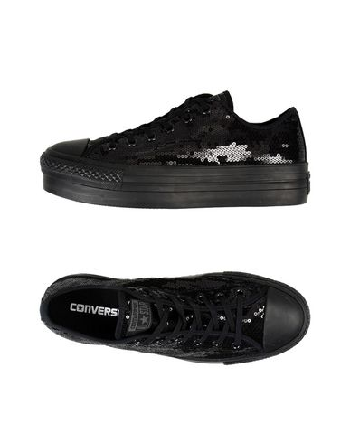 5cd5060e8ba4 Converse All Star Ct As Ox Platform Sequins - Sneakers - Women ...