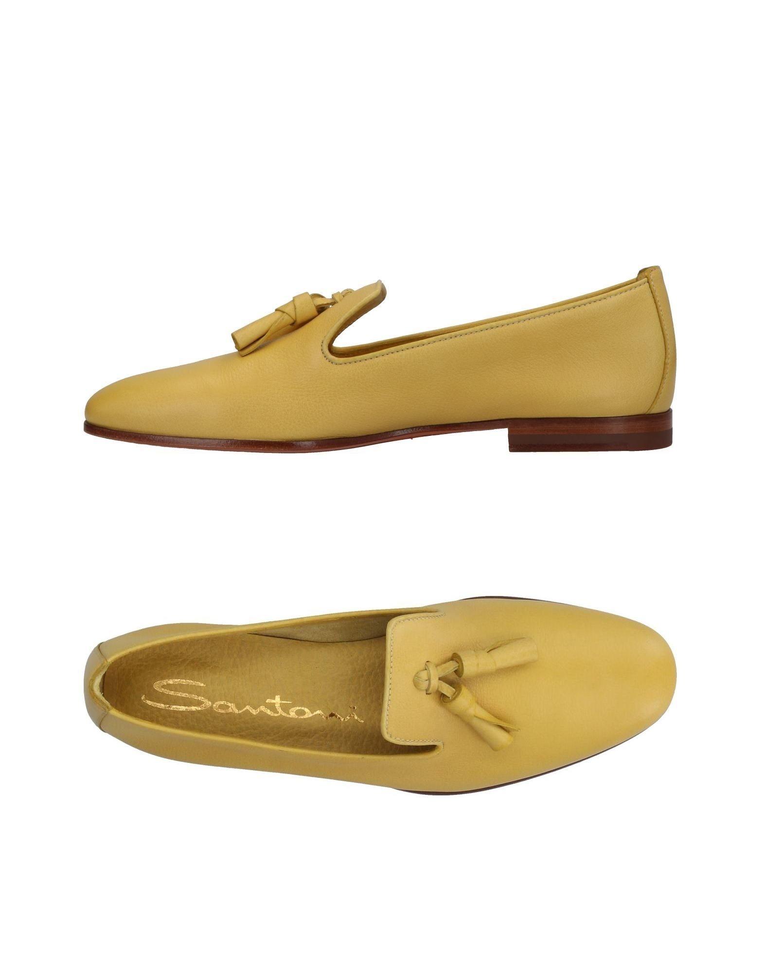 Rabatt Schuhe Santoni Mokassins Damen  11216025IO