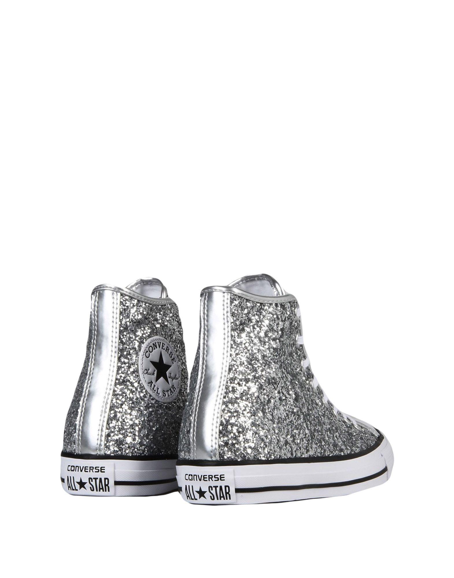 Sneakers Converse All Star Ct As Hi Text. Glitter - Donna - 11216146DE