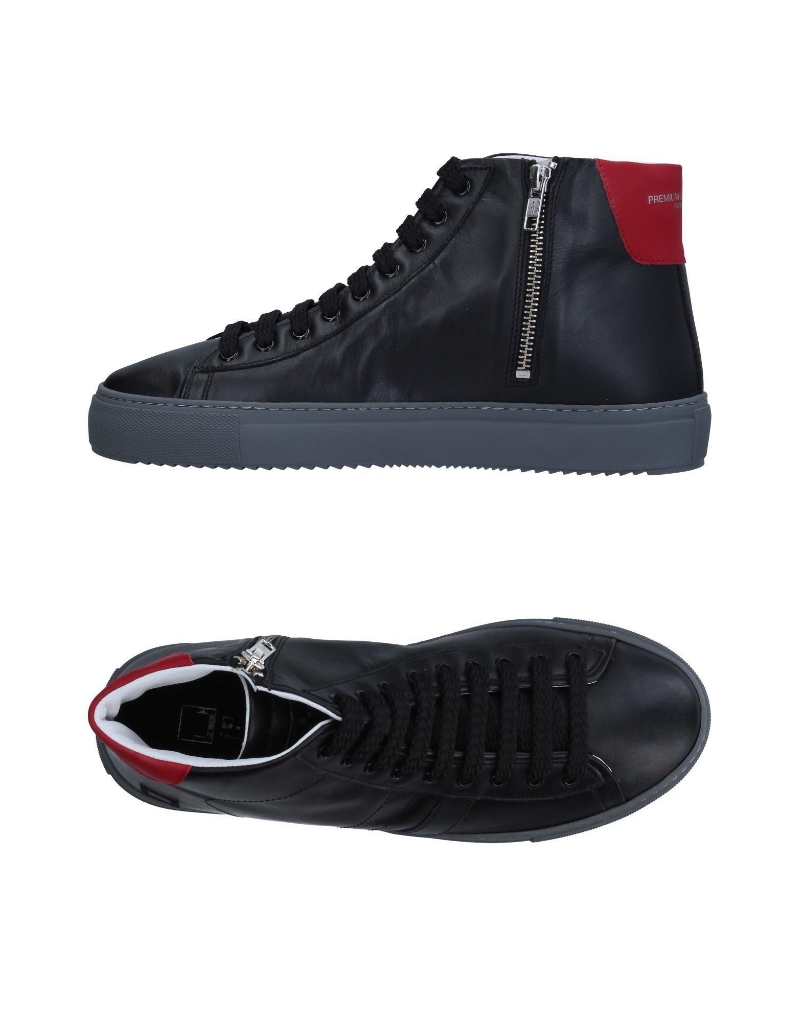 Baskets D.A.T.E. Homme - Baskets D.A.T.E.  Noir Remise de marque