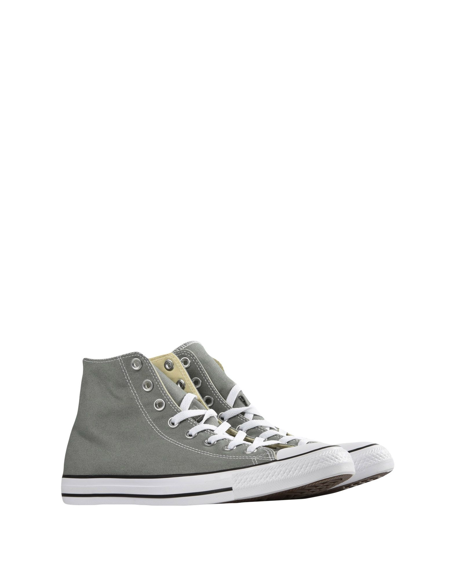 Converse All Canvas Star Ct As Hi Canvas All Seasonal - Sneakers - Men Converse All Star Sneakers online on  United Kingdom - 11216302UL 533c77