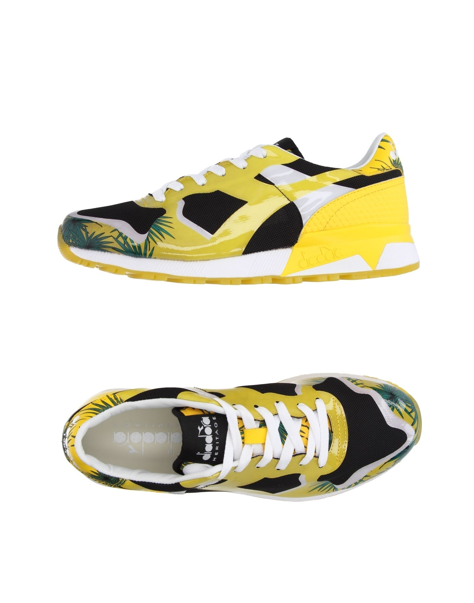 Rabatt echte Schuhe Diadora Heritage Sneakers Herren  11216321NV