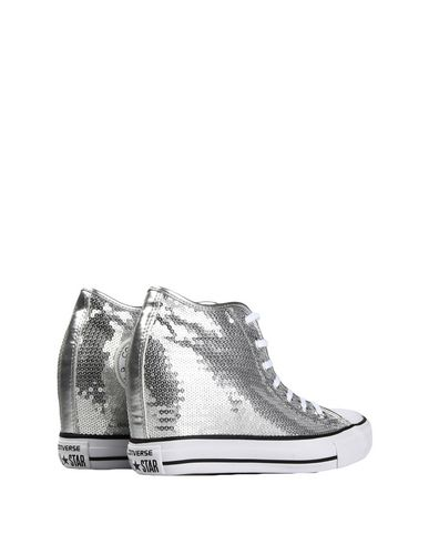 Star Star All Argent Sneakers Converse Converse Argent Sneakers All tqw1YR