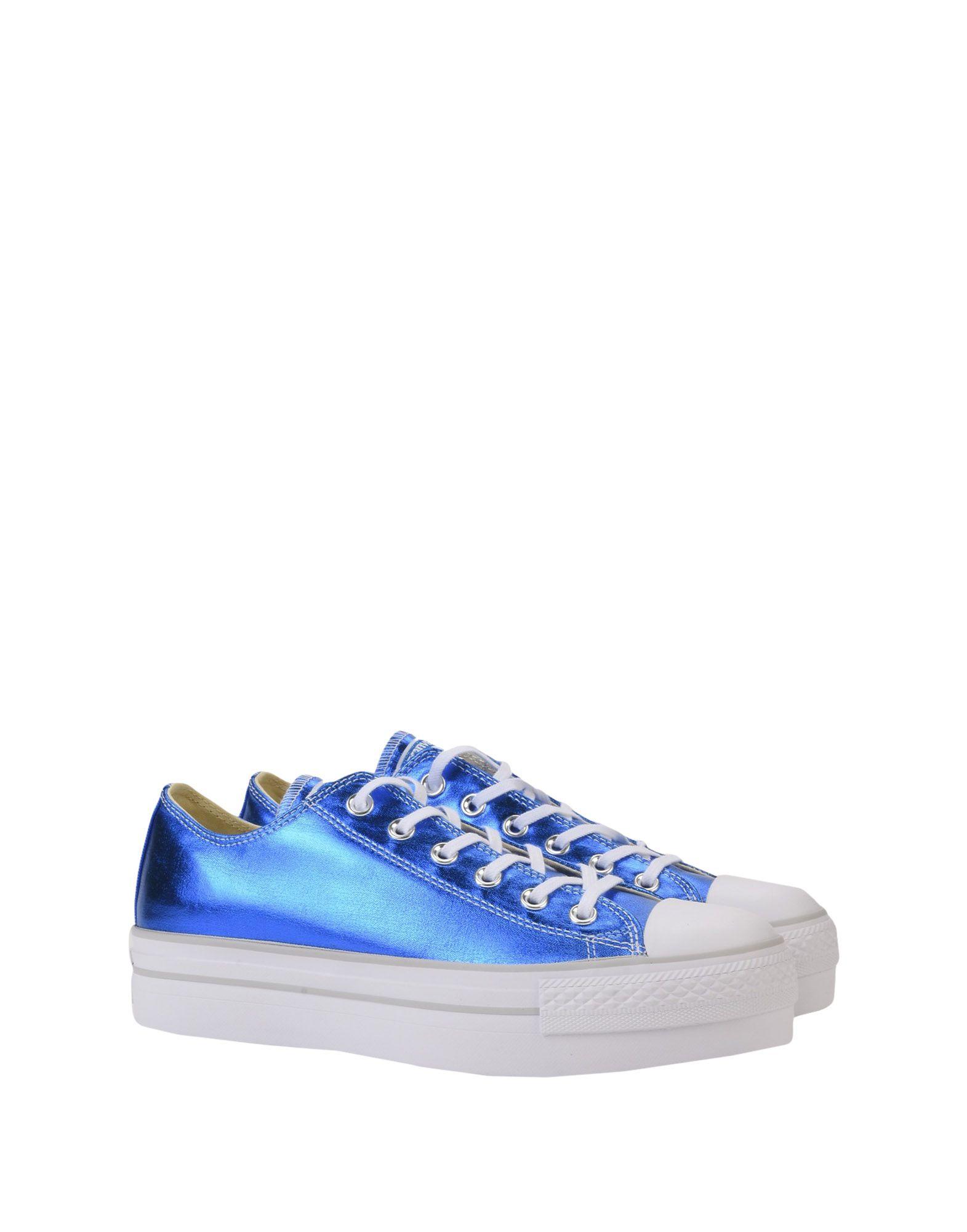 Gut um billige Schuhe zu tragenConverse All Star Ct Metallic As Ox Platform Canvas Metallic Ct  11216403HI cea559