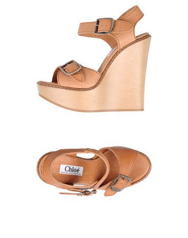 Los zapatos más populares para hombres Mujer y mujeres Sandalia Chloé Mujer hombres - Sandalias Chloé - 11216474BS Camel 9a46c5
