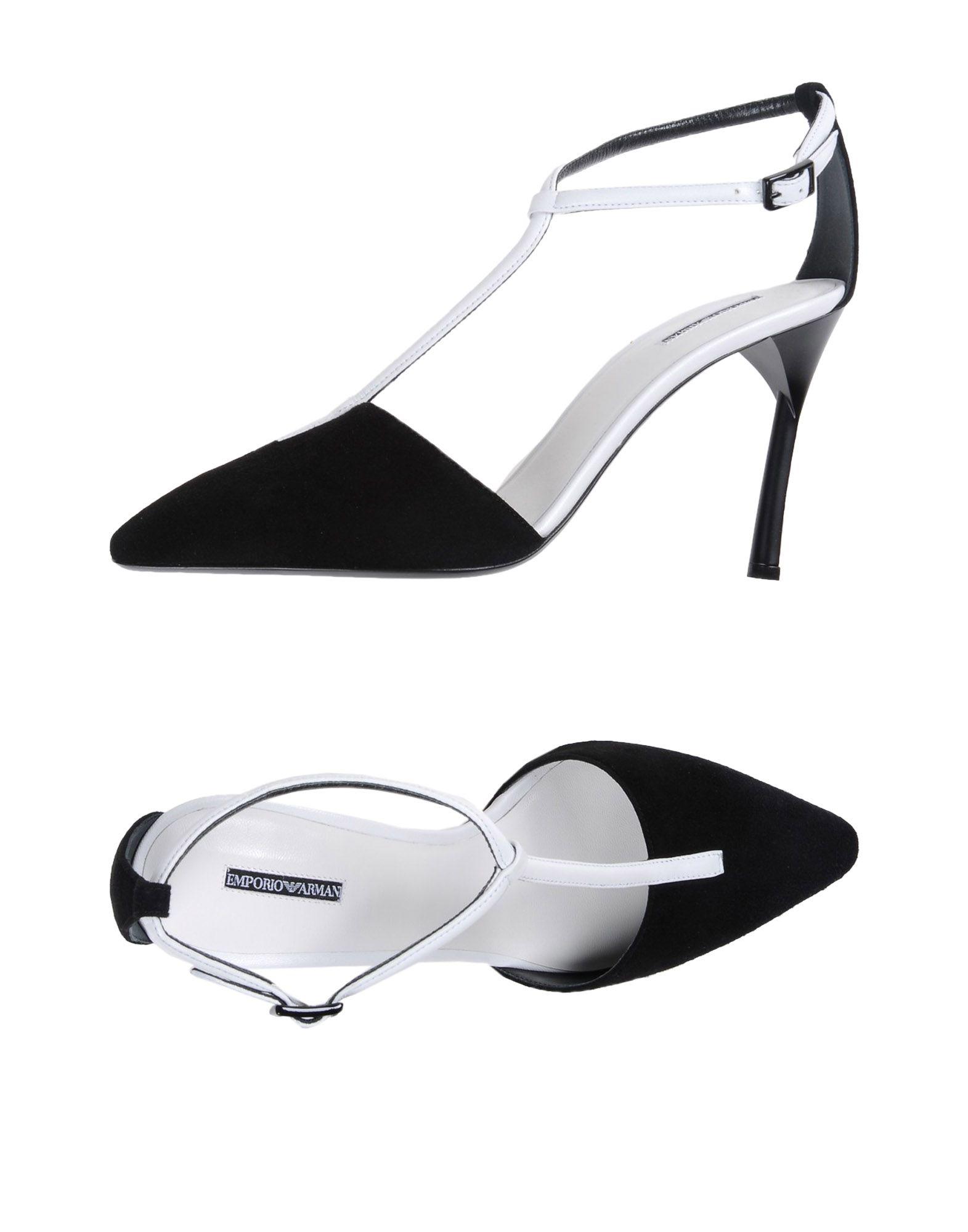 Stilvolle billige Schuhe Emporio Armani Pumps Damen  11216515OL