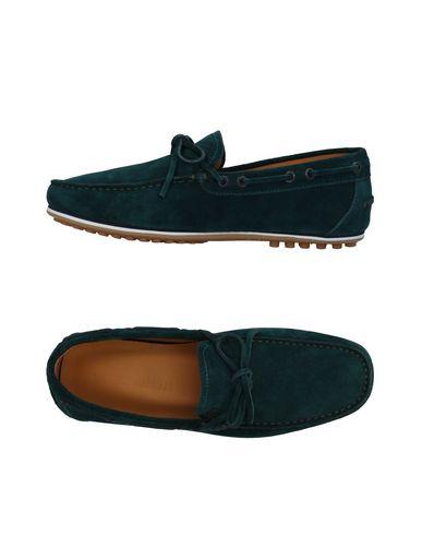 Zapatos con descuento Mocasín Emporio Armani Hombre - Mocasines Emporio Armani - 11216532GG Verde petróleo