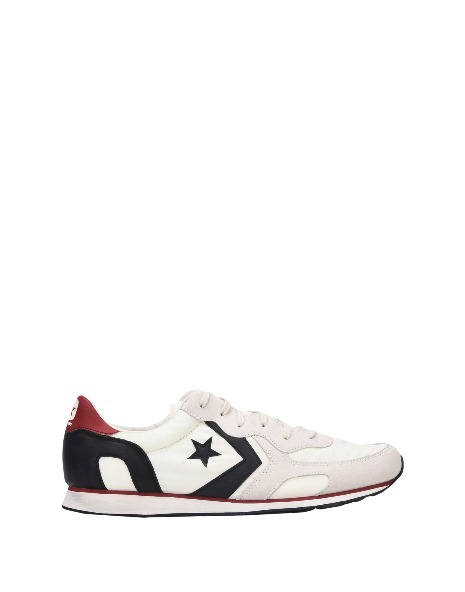 ... Sneakers Converse Cons Auckland Racer Ox Wrinkle Nylon/Suede Distressed  - Homme - Sneakers Converse ...
