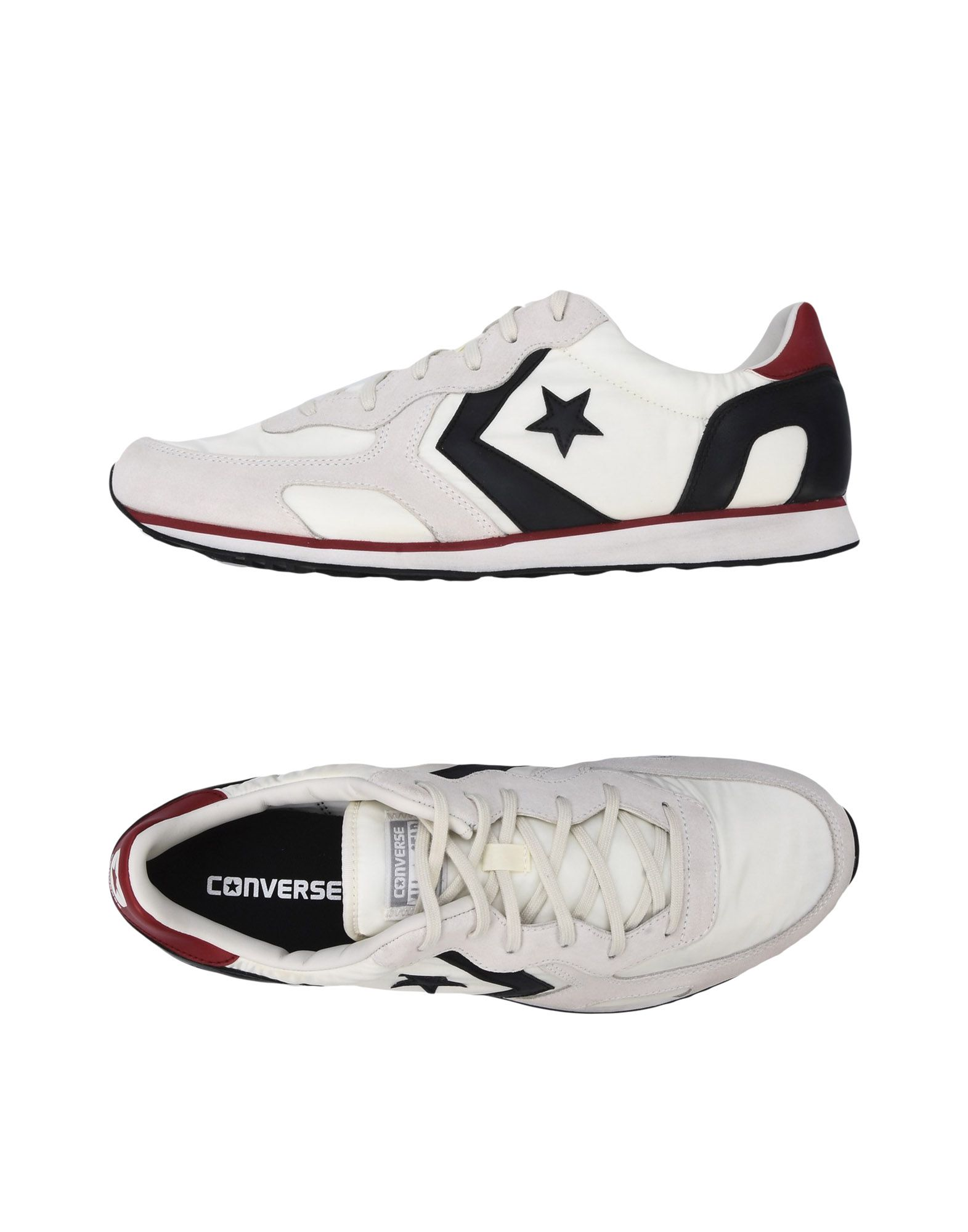 Sneakers Converse Cons Auckland Racer Ox Wrinkle Nylon/Suede Distressed - Uomo - 11216598BM