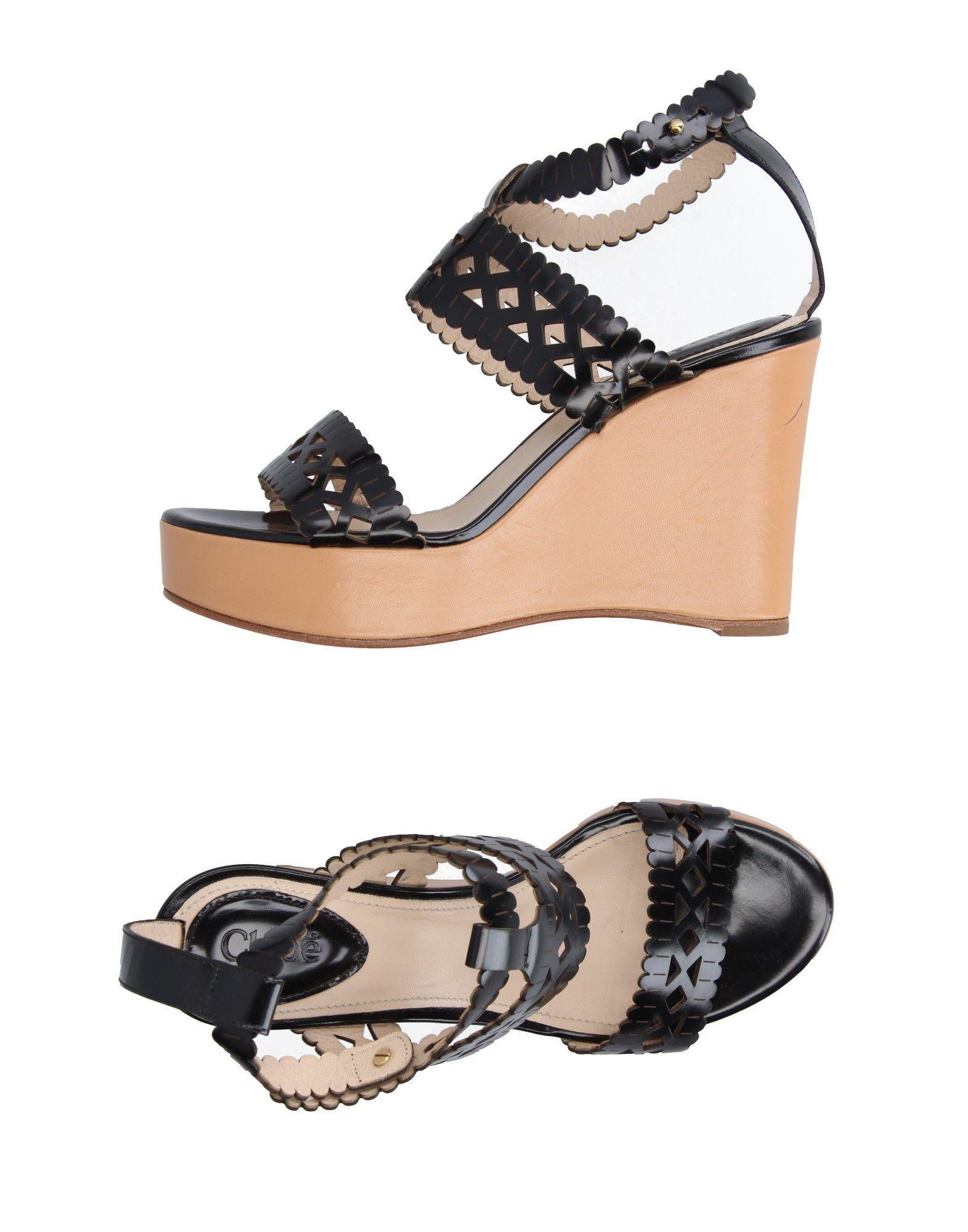 Chloé Sandalen Damen  11216712FMGut aussehende strapazierfähige Schuhe
