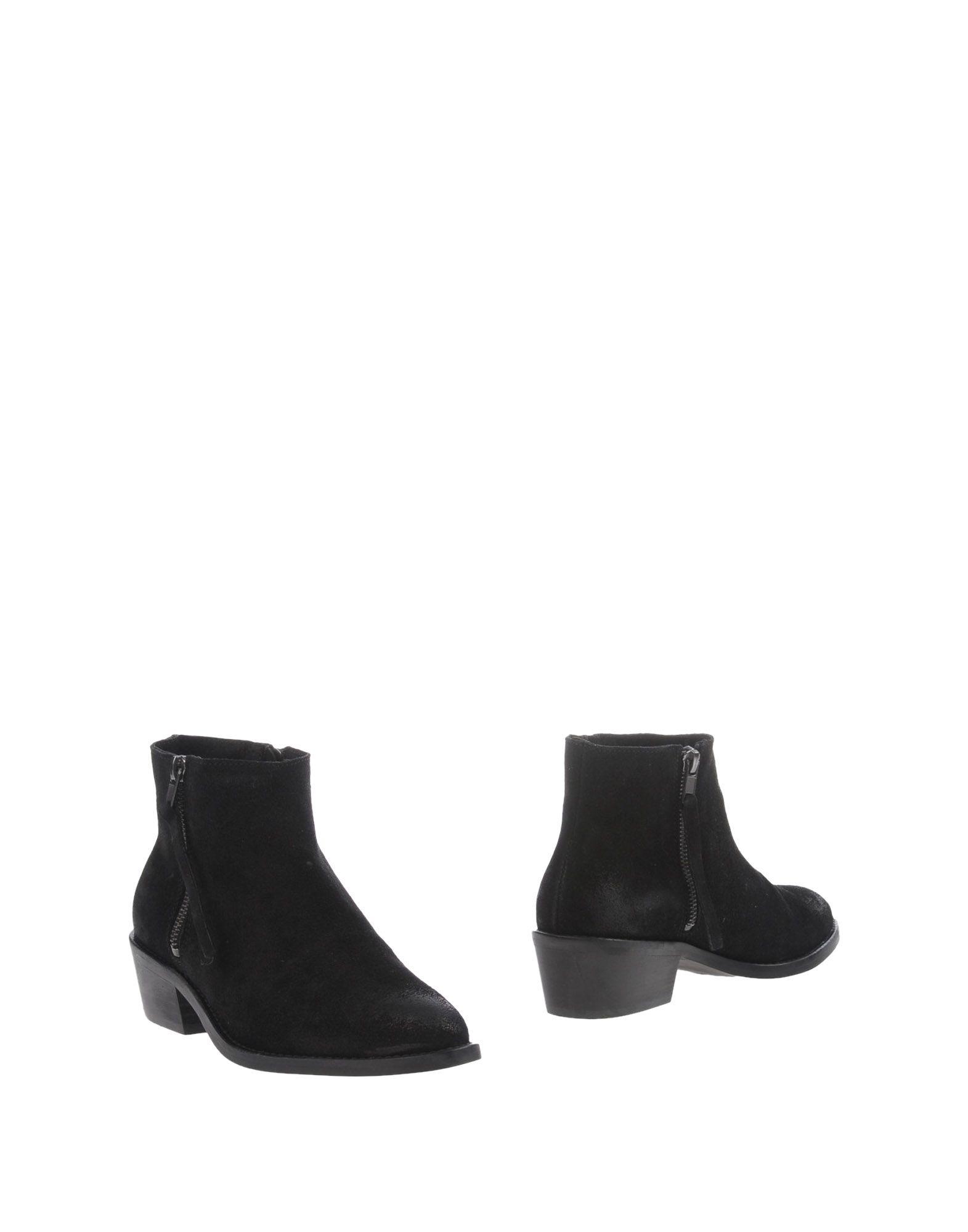 Pieces Stiefelette Damen  11216775MU Gute Qualität beliebte Schuhe