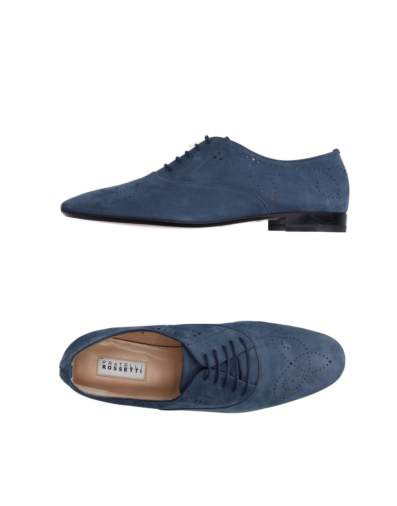 Fratelli Rossetti Schnürschuhe Damen  11217039QBGut aussehende strapazierfähige Schuhe
