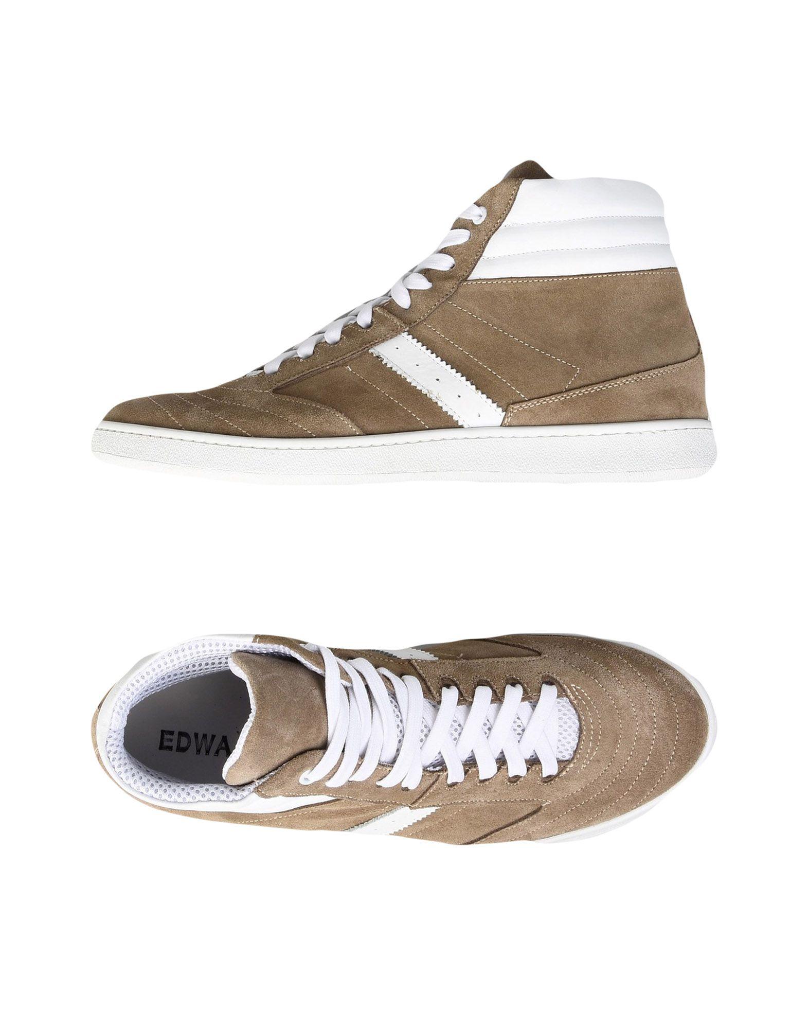 Rabatt echte Schuhe Edwa Sneakers Herren  11217291TX