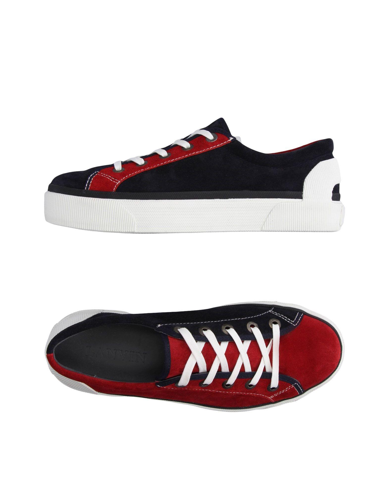 Moda Sneakers Lanvin Uomo Uomo Lanvin - 11217310SU 1b0dae