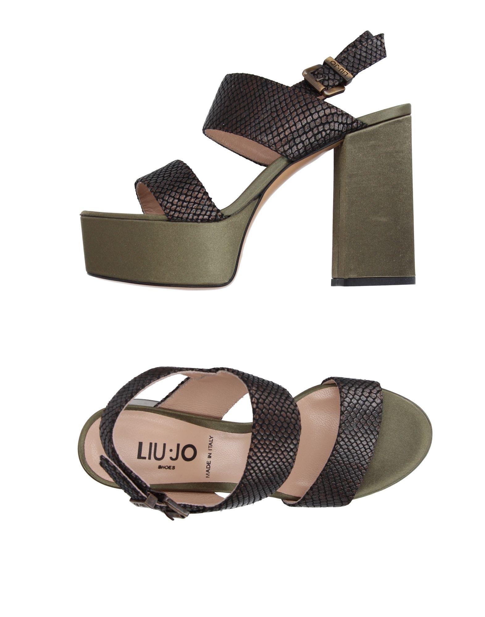 Liu •Jo Shoes Sandalen Damen  11217420QK Gute Qualität beliebte Schuhe