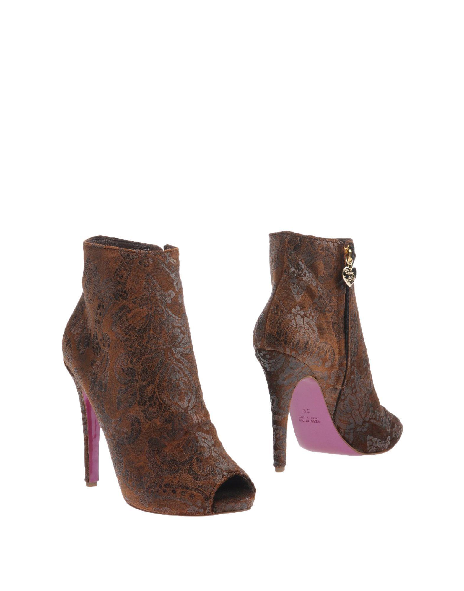 Rabatt Schuhe Passion Blanche Stiefelette Damen  11217439SK