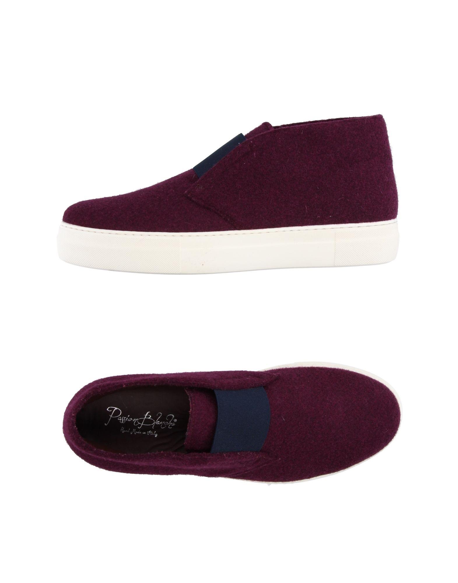 Rabatt echte Schuhe Passion Blanche Sneakers Herren  11217472QK