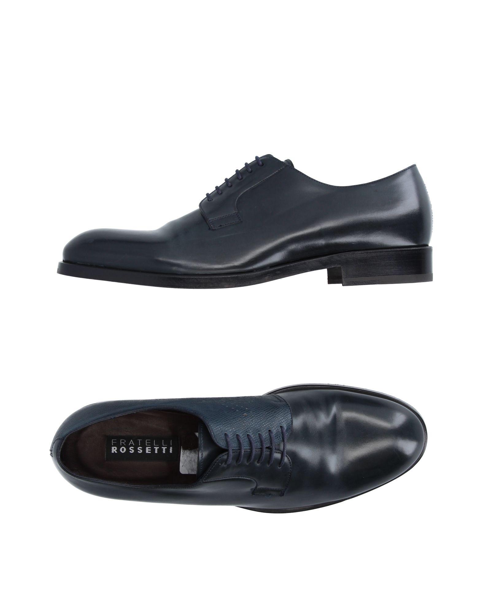 Fratelli 11217653LH Rossetti Schnürschuhe Herren  11217653LH Fratelli Gute Qualität beliebte Schuhe b9a3d0