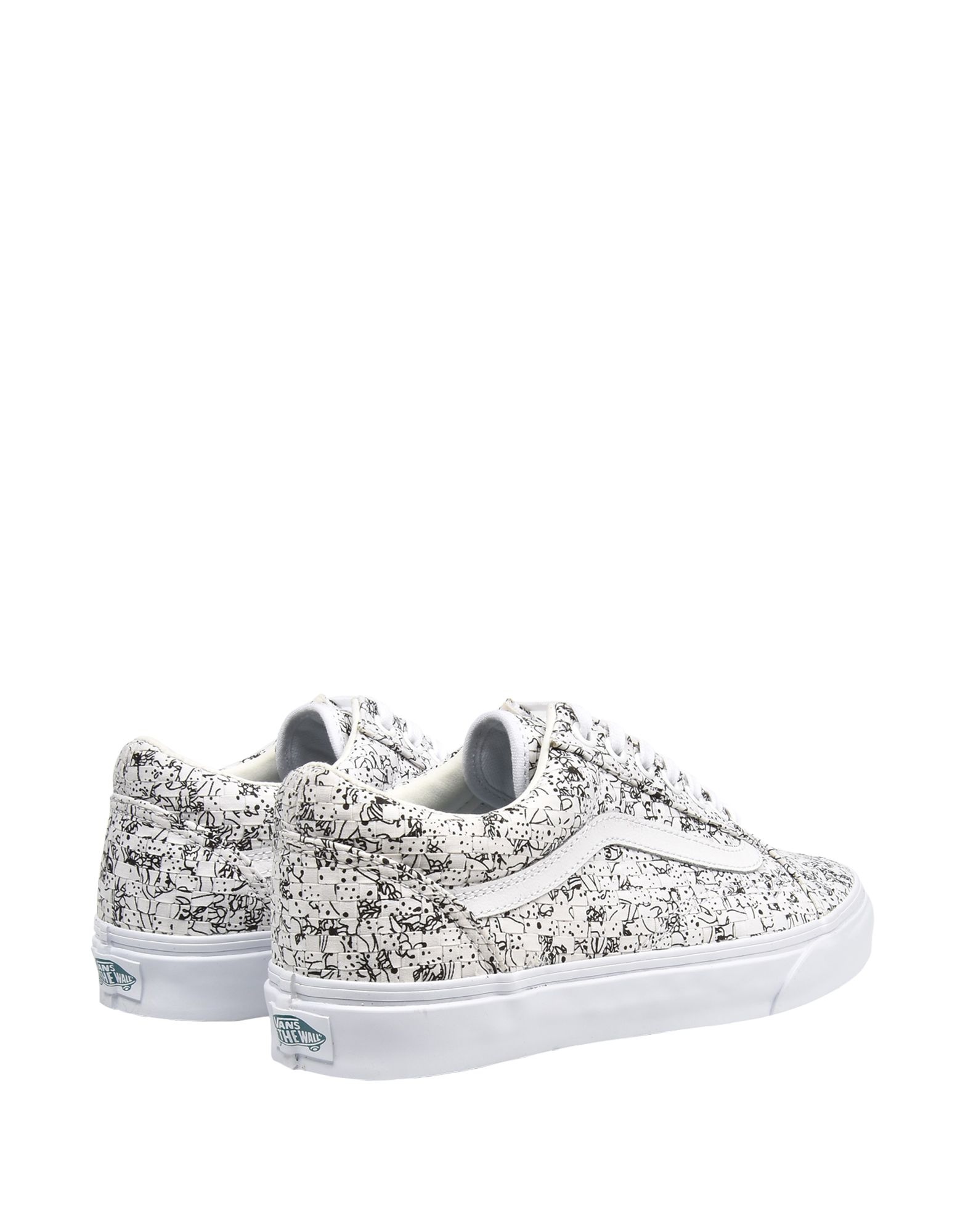 Sneakers Vans Ua Old Skool Dx - Woven Textile - Donna - 11217686IU