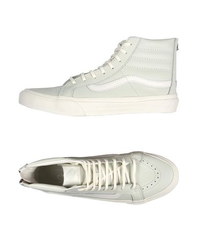 e0165477a1 Vans Ua Sk8-Hi Slim Zip - Leather - Sneakers - Women Vans Sneakers ...