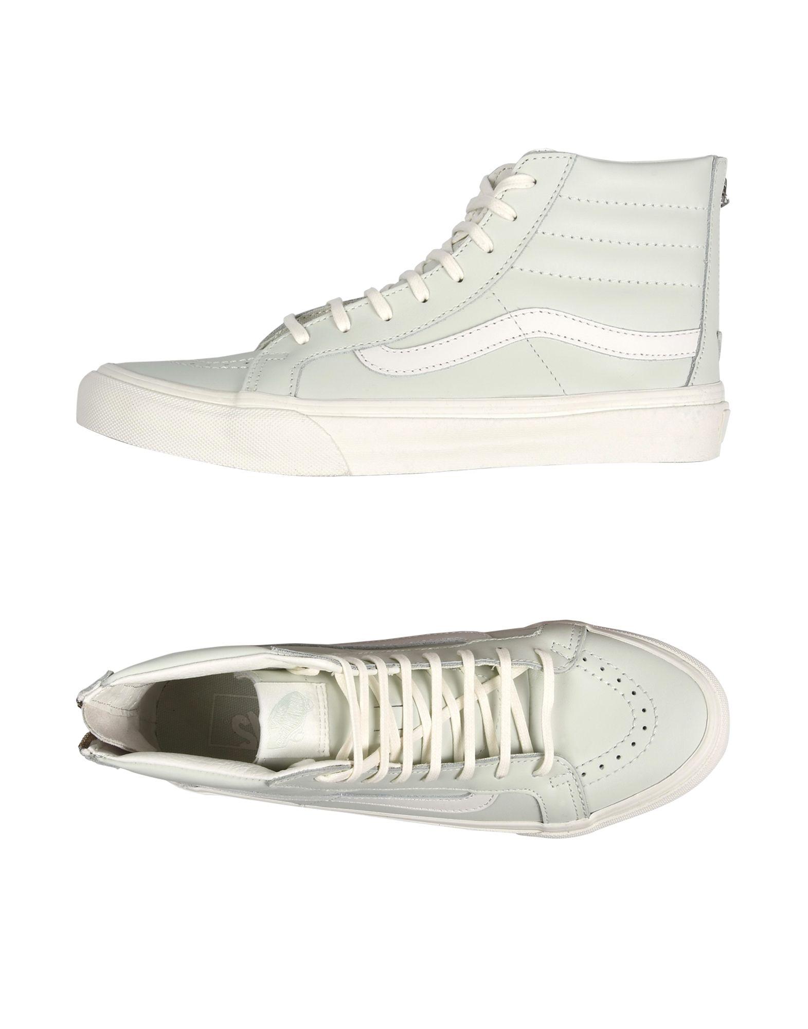 Sneakers Vans Ua Sk8-Hi Slim Zip - Leather - Donna - 11217700TS