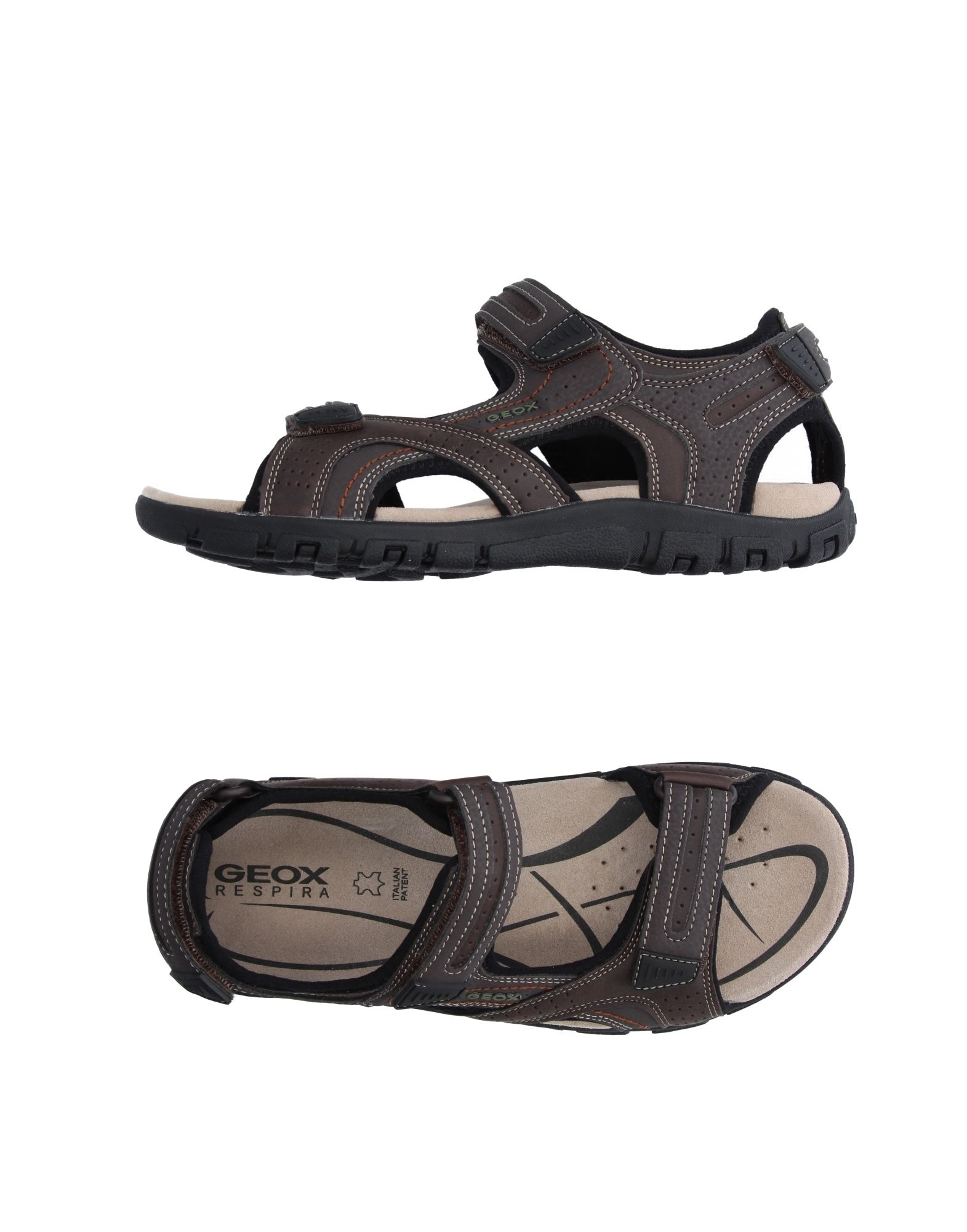 Rabatt echte Schuhe Geox Sandalen Herren  11217722DN