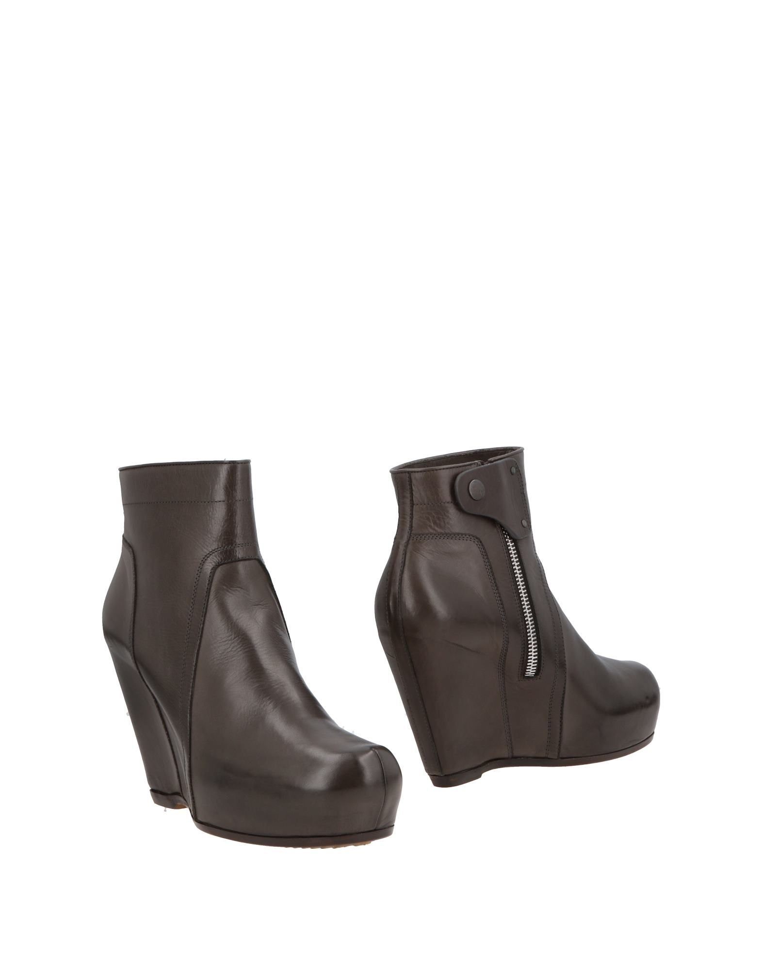Rick Owens Stiefelette Damen aussehende  11217724EDGünstige gut aussehende Damen Schuhe 103602