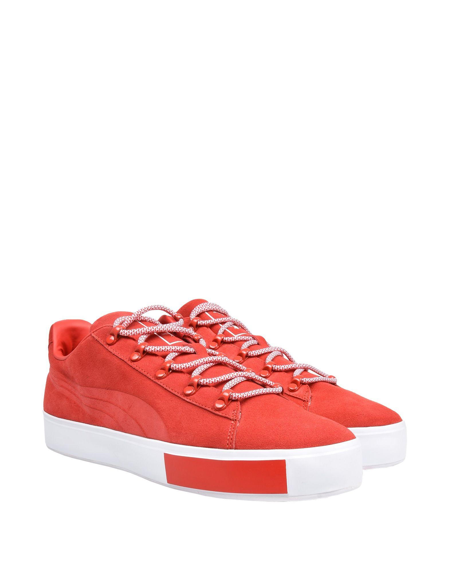 Sneakers Puma X Daily Paper Puma X Dp Court Platform L - Homme - Sneakers Puma X Daily Paper sur