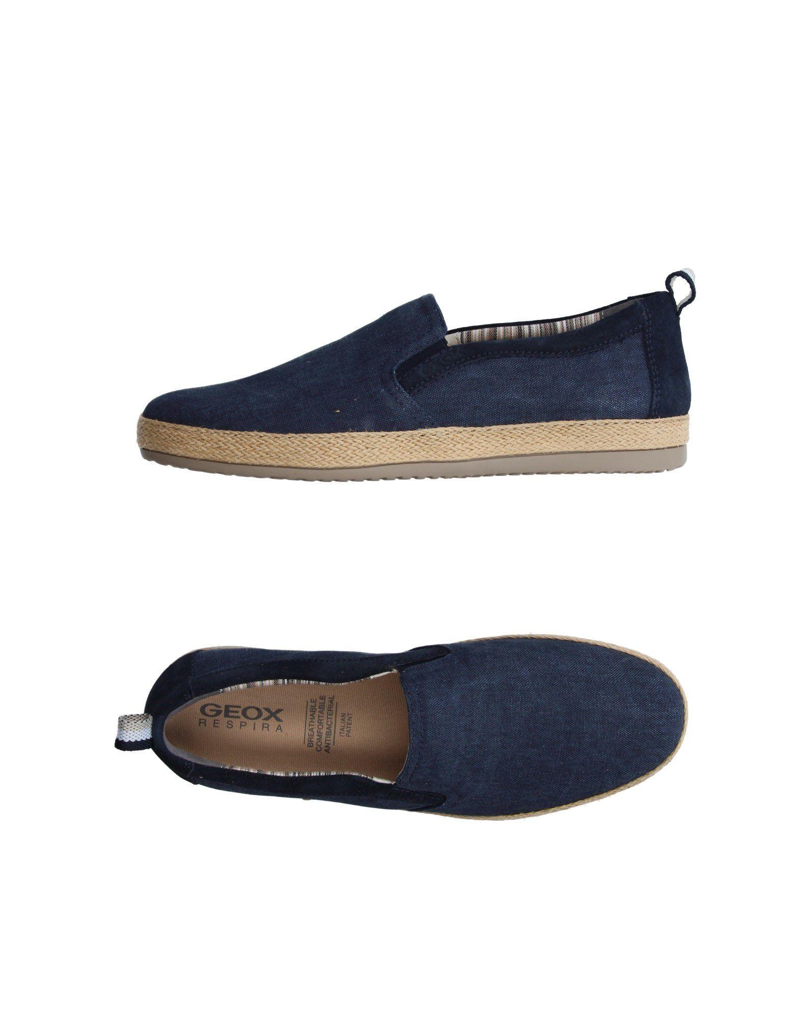 Rabatt echte Schuhe Geox Espadrilles Herren Herren Espadrilles  11217766ER 861996
