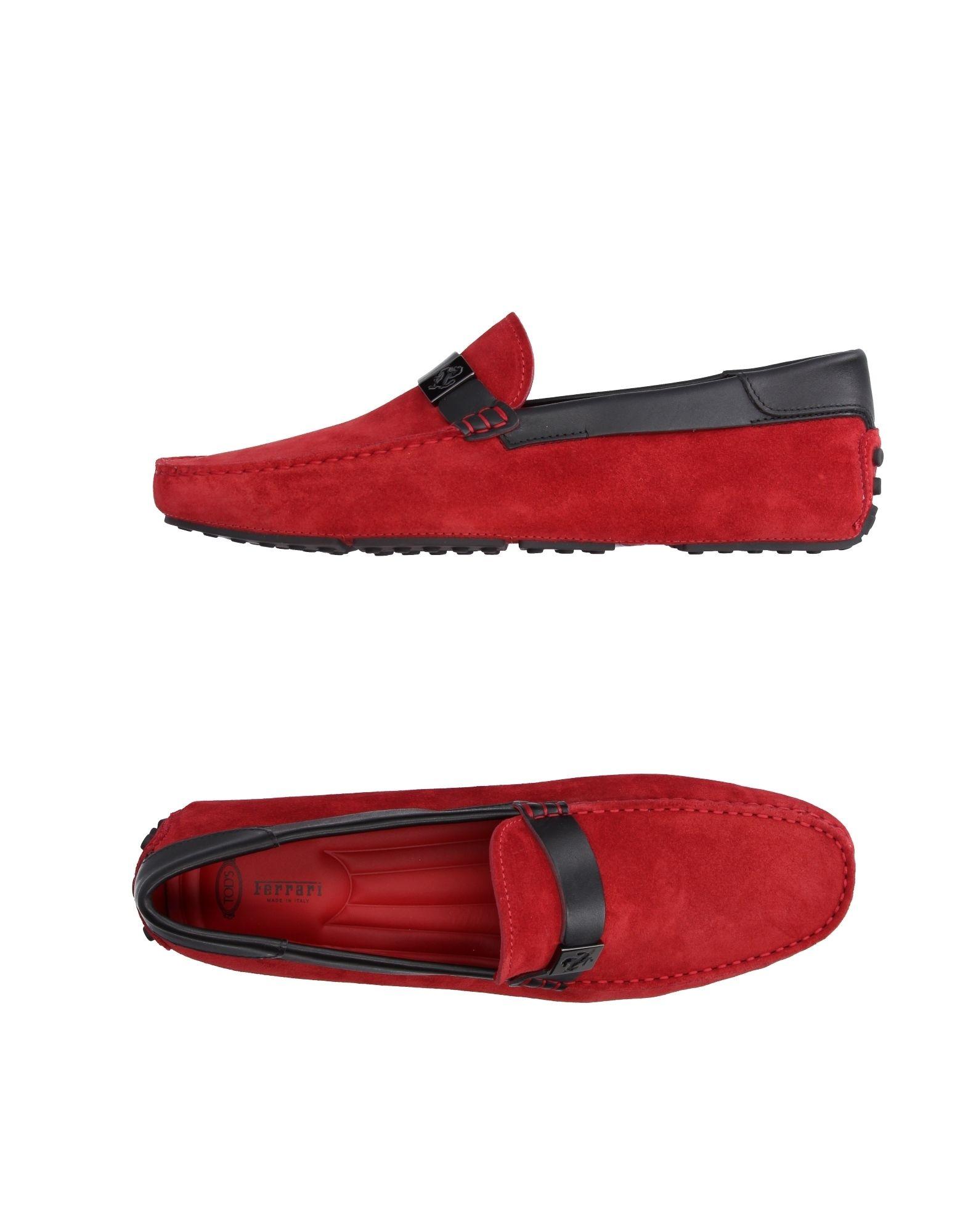 Tod's For Ferrari Mokassins Herren  11217798UJ Gute Qualität beliebte Schuhe