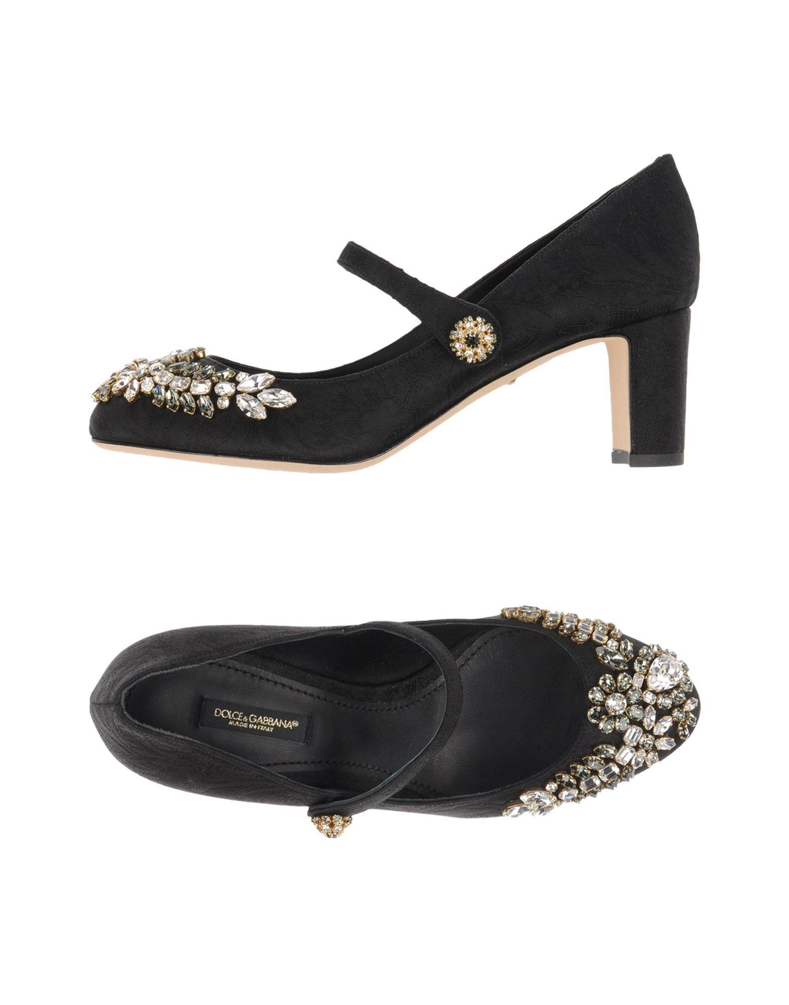 Dolce & Gabbana Pumps aussehende Damen  11217987CXGünstige gut aussehende Pumps Schuhe dc2faa
